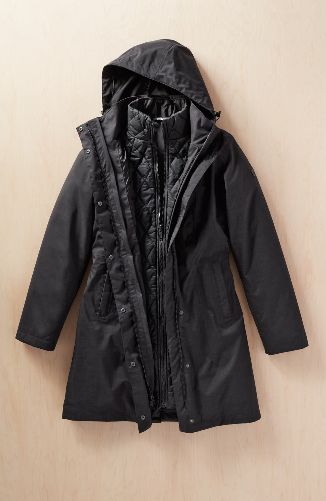 Alternate Image 6  - The North Face 'Zola' 3-in-1 TriClimate® Waterproof Jacket