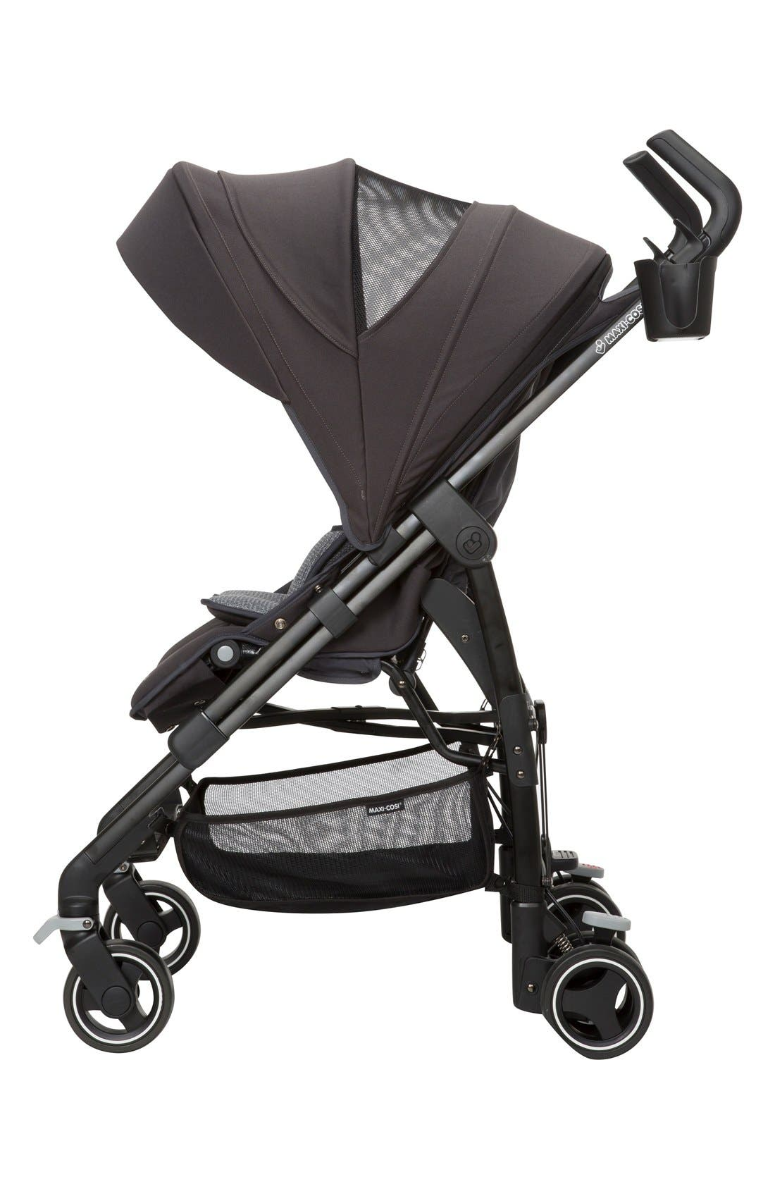 Alternate Image 2  - Maxi-Cosi® Dana Sweater Knit Special Edition Stroller