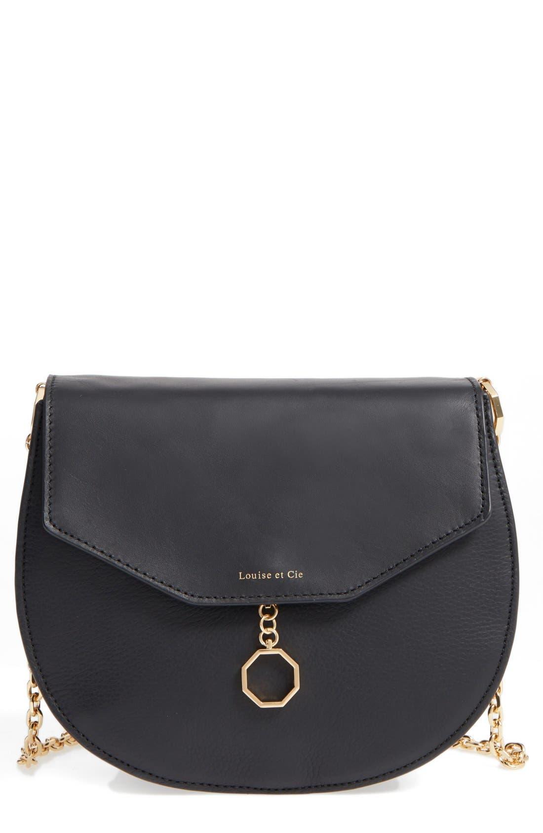 Alternate Image 1 Selected - Louise et Cie Jael Leather Crossbody Bag