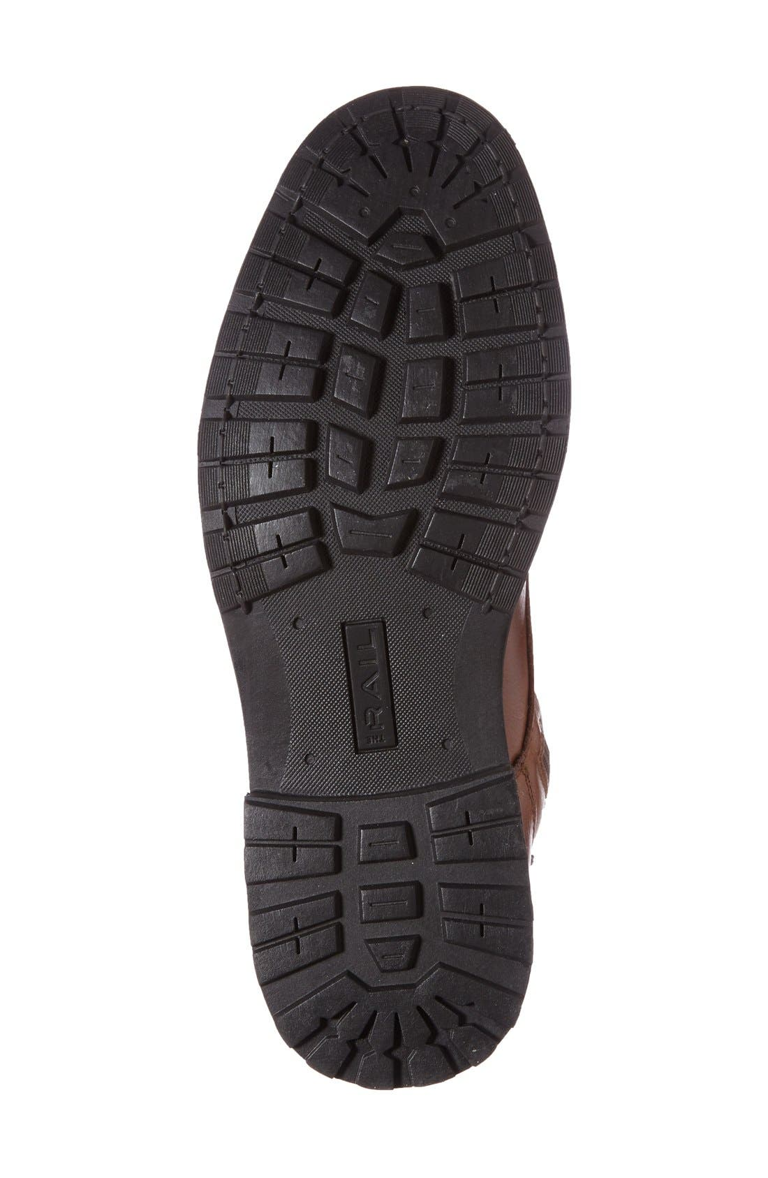 Alternate Image 4  - The Rail Derek Cap Toe Boot (Men)