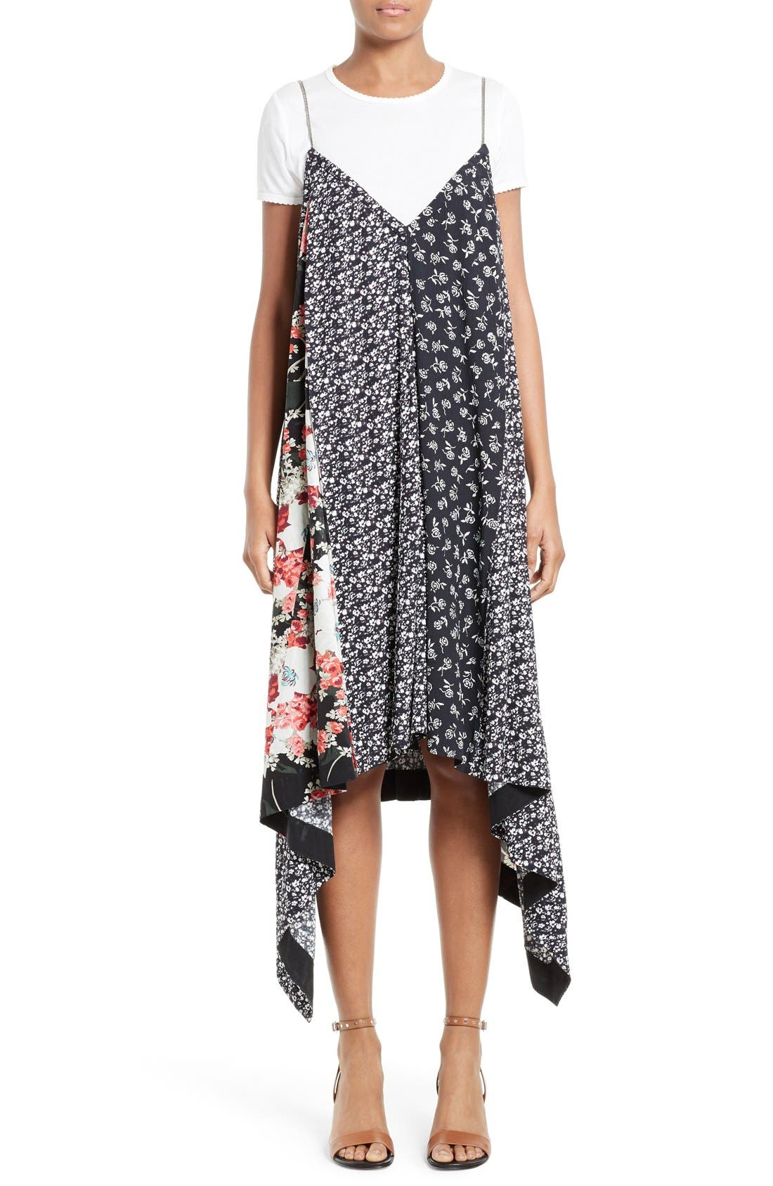 Main Image - rag & bone Londar Print Swing Dress