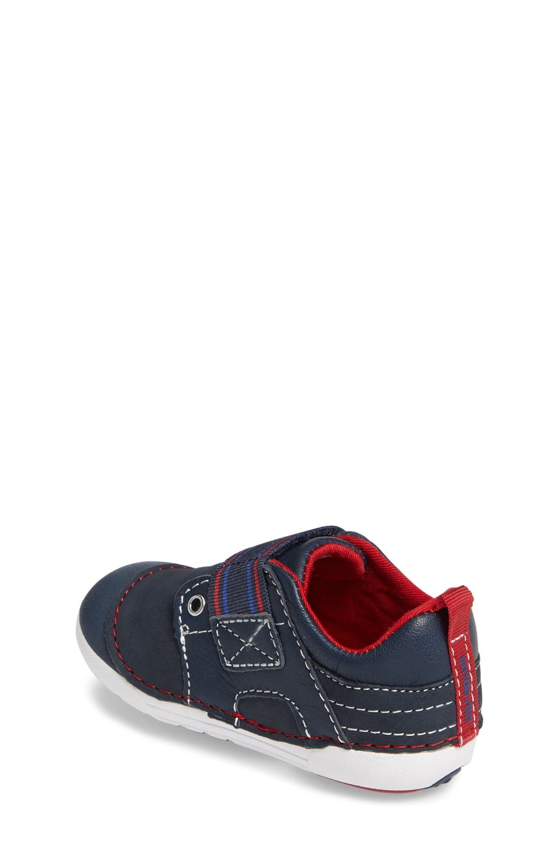 Alternate Image 2  - Stride Rite Soft Motion™ Cameron Sneaker (Baby & Walker)