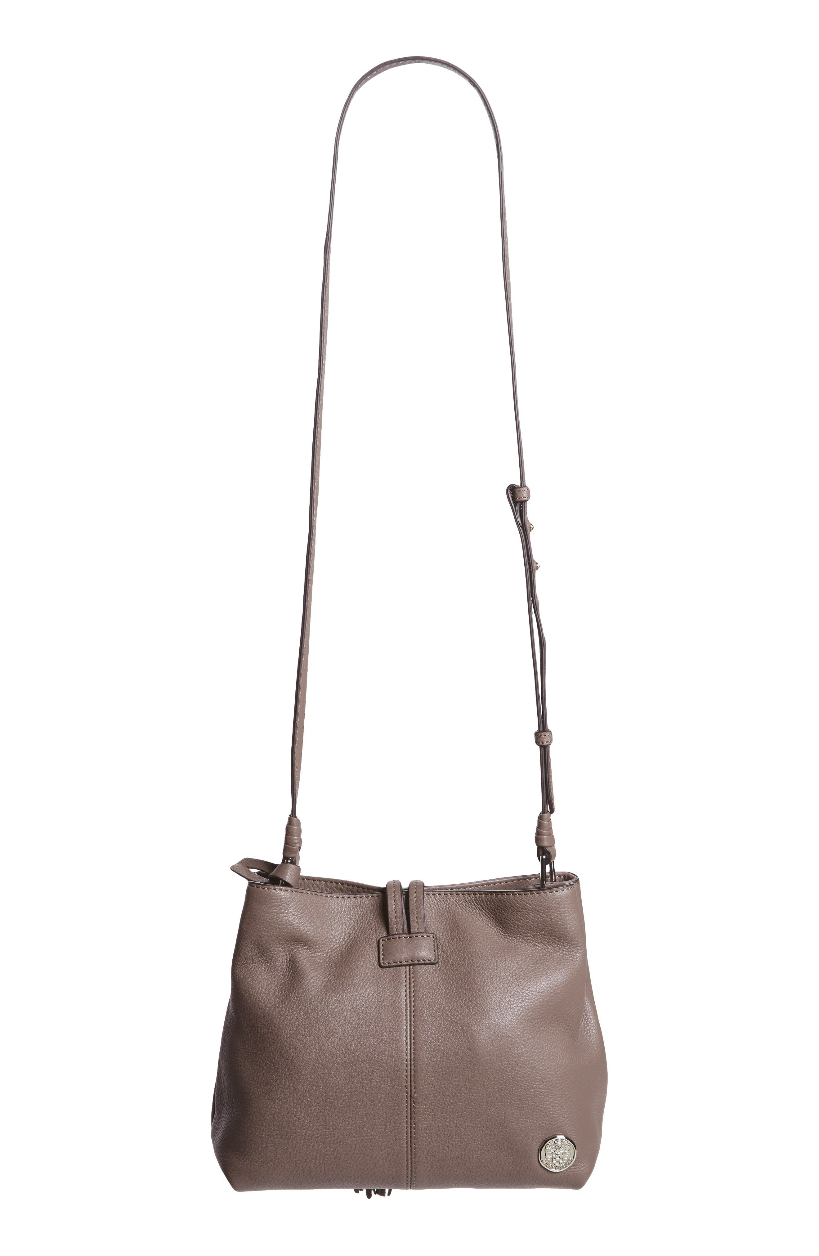Alternate Image 3  - Vince Camuto Taro Leather Crossbody Bag