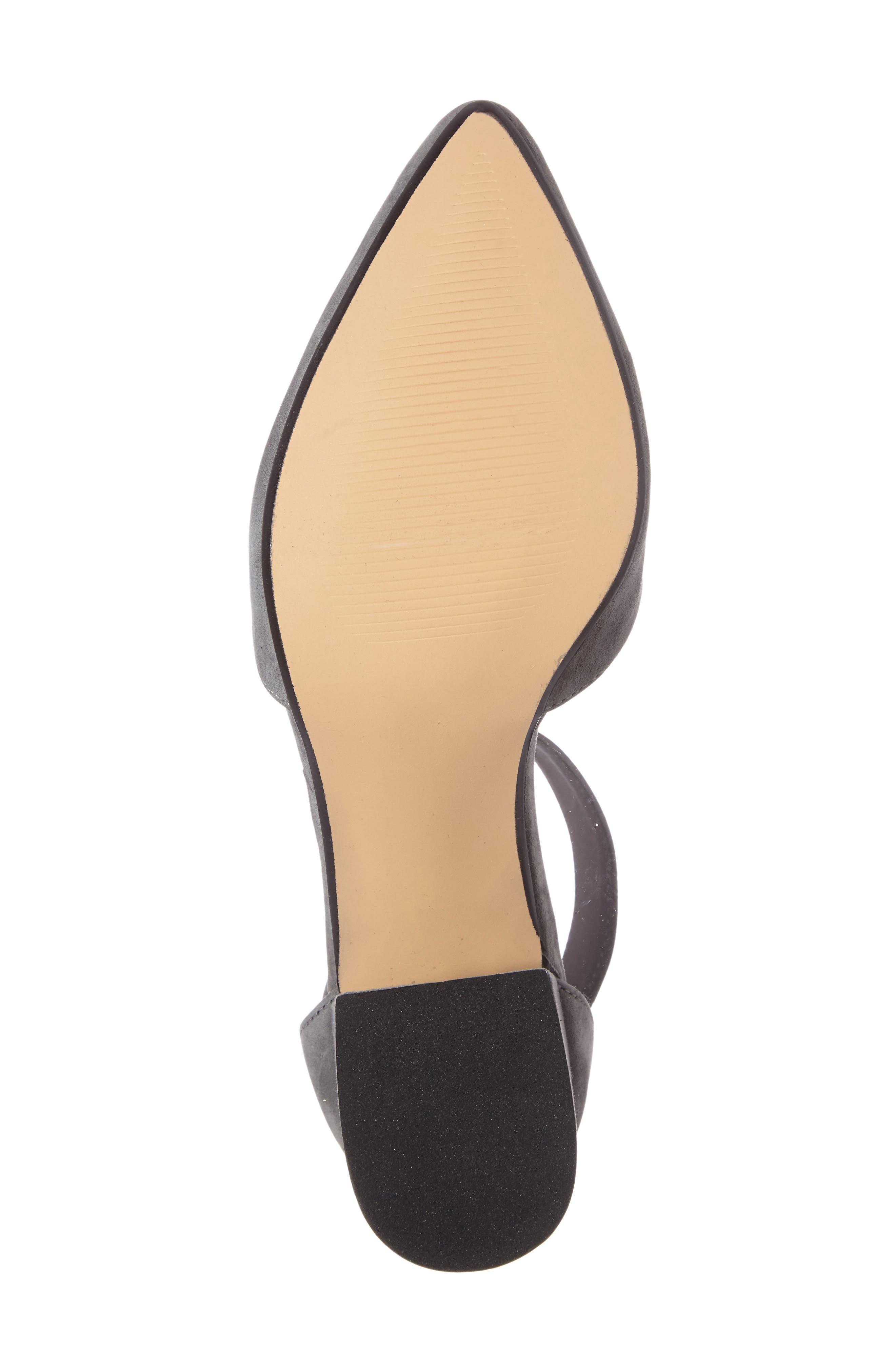 Alternate Image 4  - Steve Madden Dainna d'Orsay Ankle Strap Pump (Women)