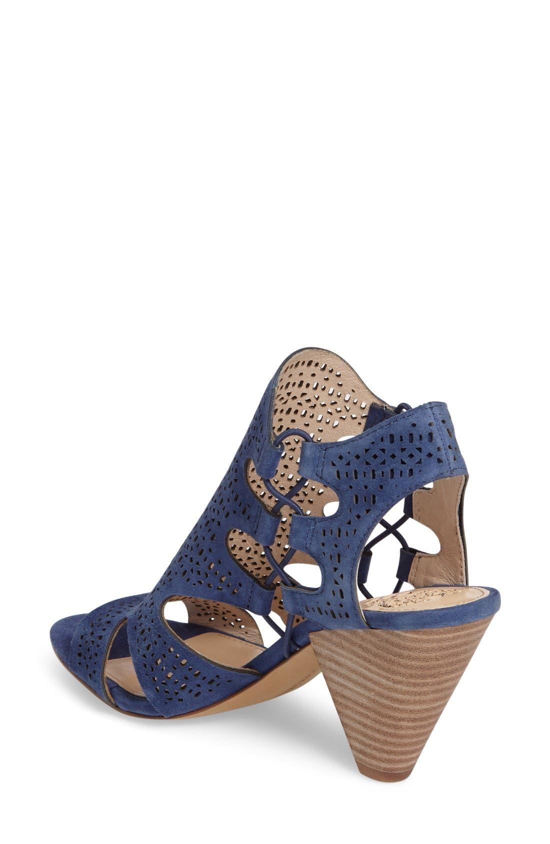 Alternate Image 2  - Vince Camuto Eadon Cutout Sandal (Women)