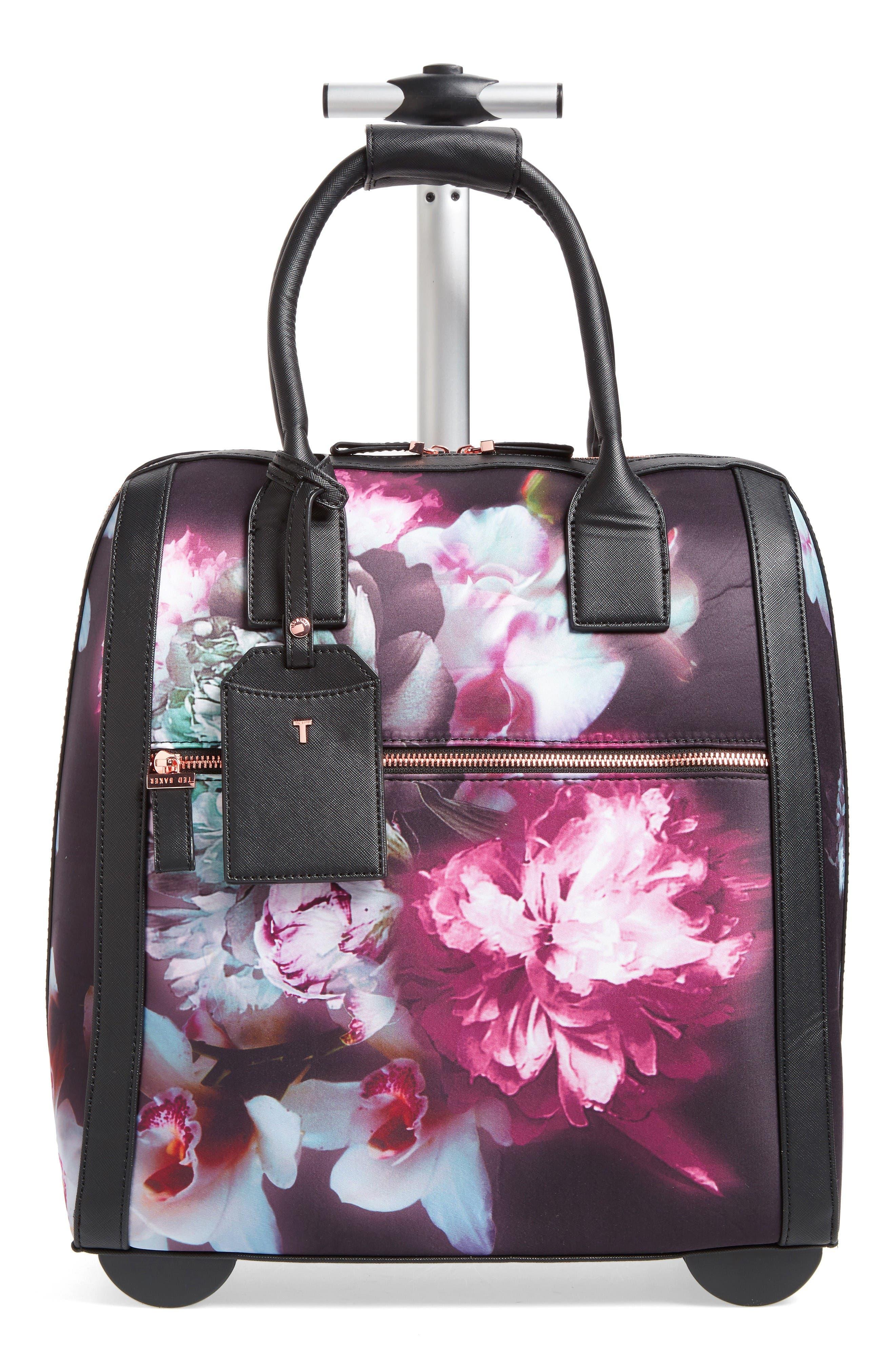 Alternate Image 1 Selected - Ted Baker London Kelita Posie Travel Bag
