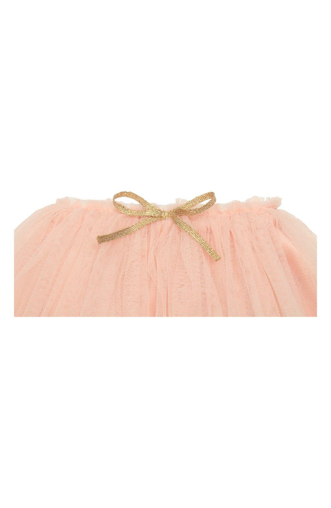 Tutu Skirt,                             Alternate thumbnail 3, color,                             Rose