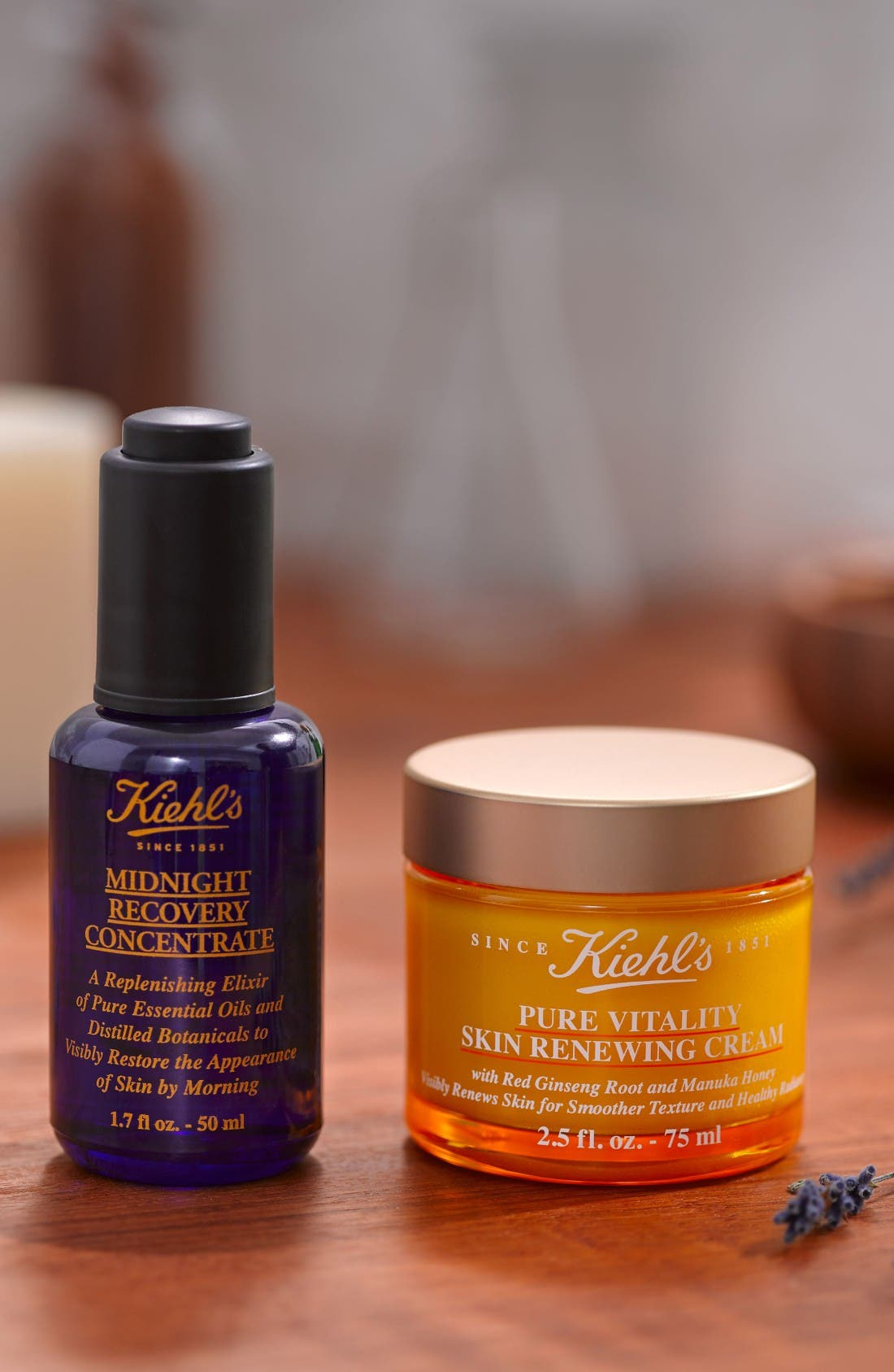 Alternate Image 4  - Kiehl's Since 1851 Pure Vitality Skin Renewing Cream