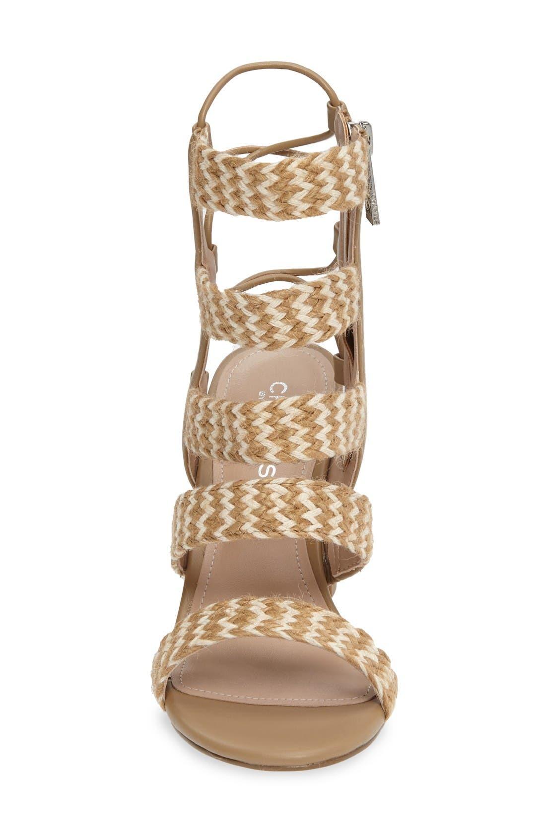 Alternate Image 3  - Charles by Charles David Ella Block Heel Sandal (Women)