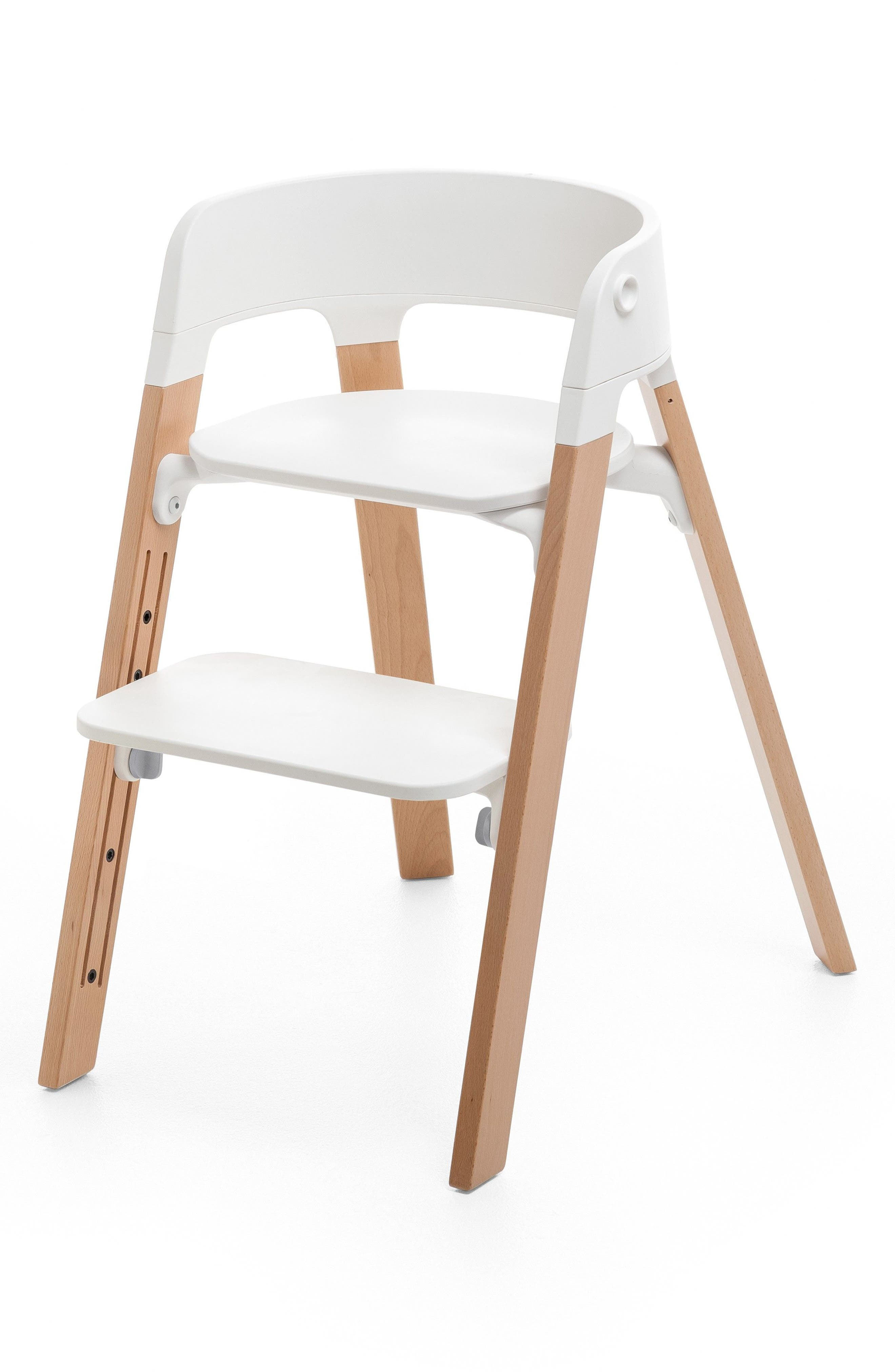Stokke high chair blue - Stokke High Chair Blue 43
