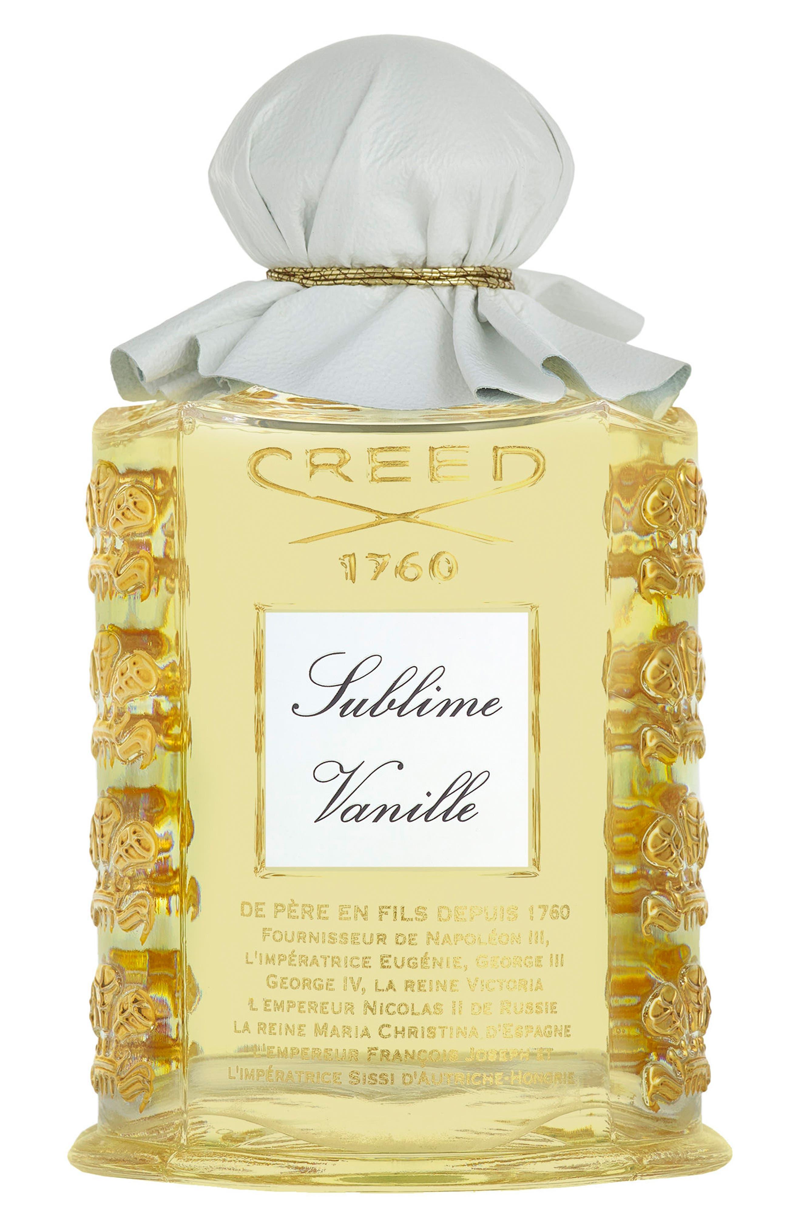 Les Royales Exclusives Sublime Vanille Fragrance,                         Main,                         color, No Color