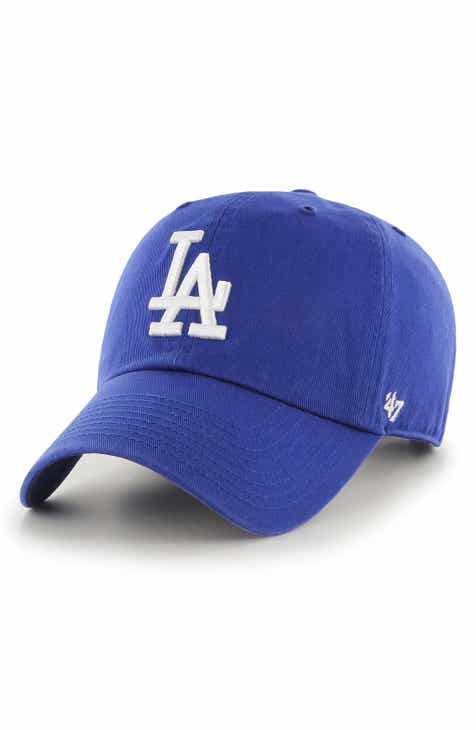 47 Clean Up LA Dodgers Baseball Cap bbd34dec32bd