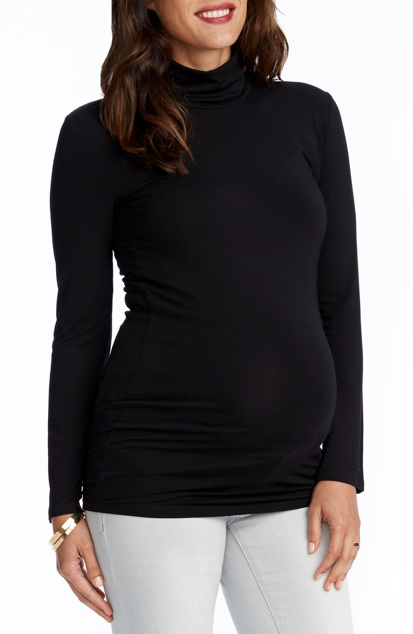 Rosie Pope Briana Maternity Turtleneck