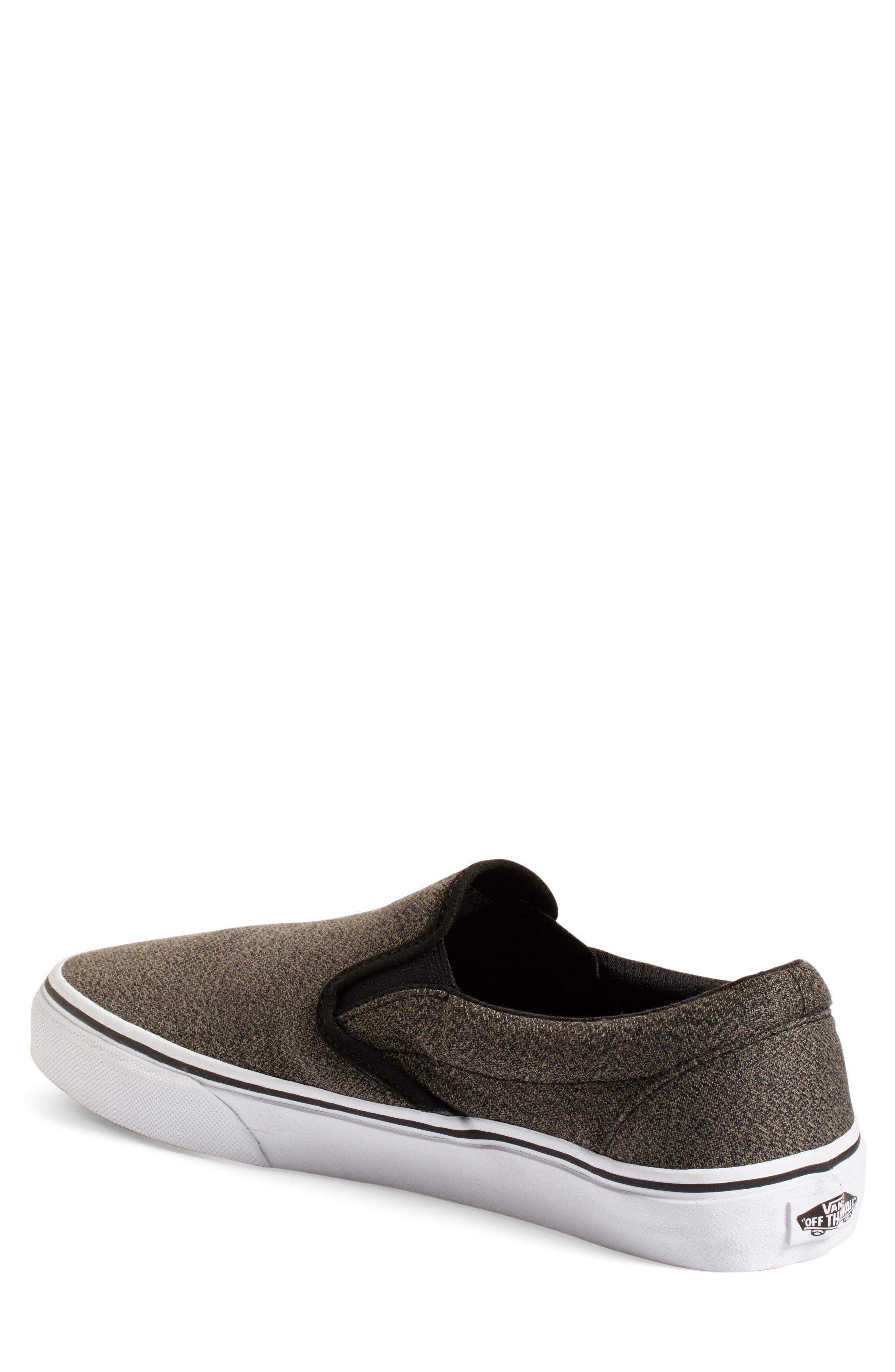 Alternate Image 2  - Vans 'Classic' Slip-On Sneaker (Men)