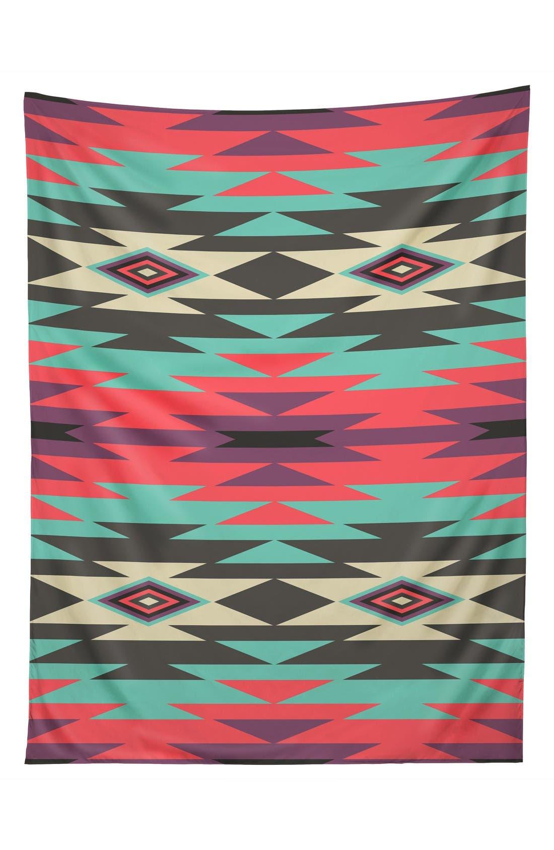 Fimbis Vita Tapestry,                         Main,                         color, Purple/ Multi