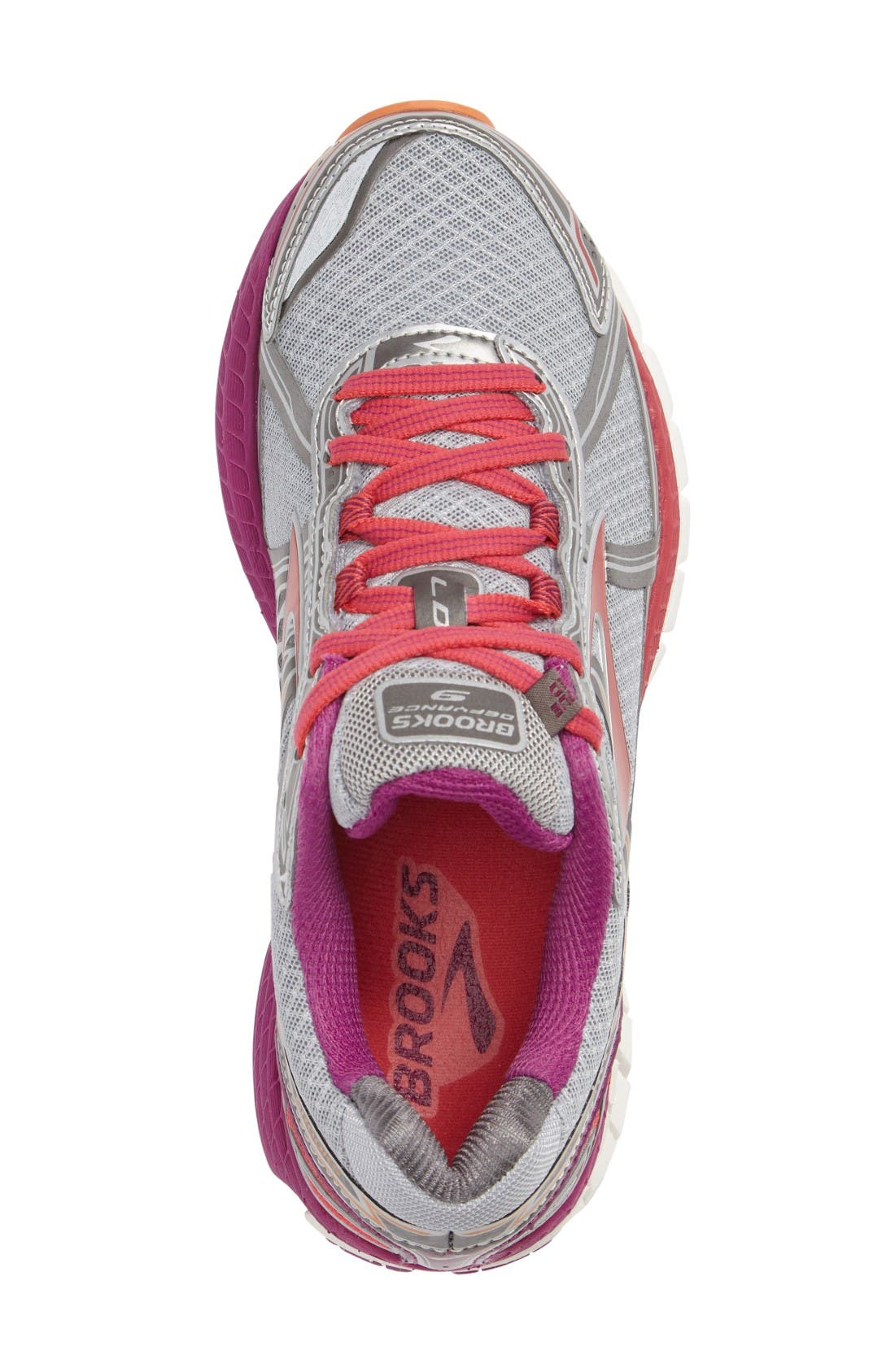Alternate Image 3  - Brooks Defyance 9 Running Shoe (Women)