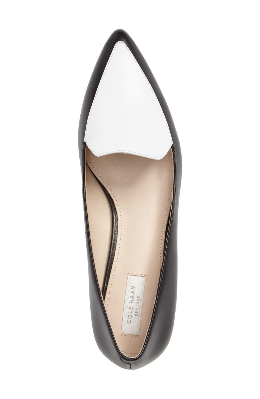 Alternate Image 3  - Cole Haan Dellora Skimmer Flat (Women)