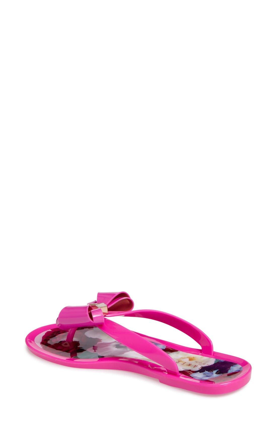 Alternate Image 2  - Ted Baker London Rueday Bow Flip Flop (Women)