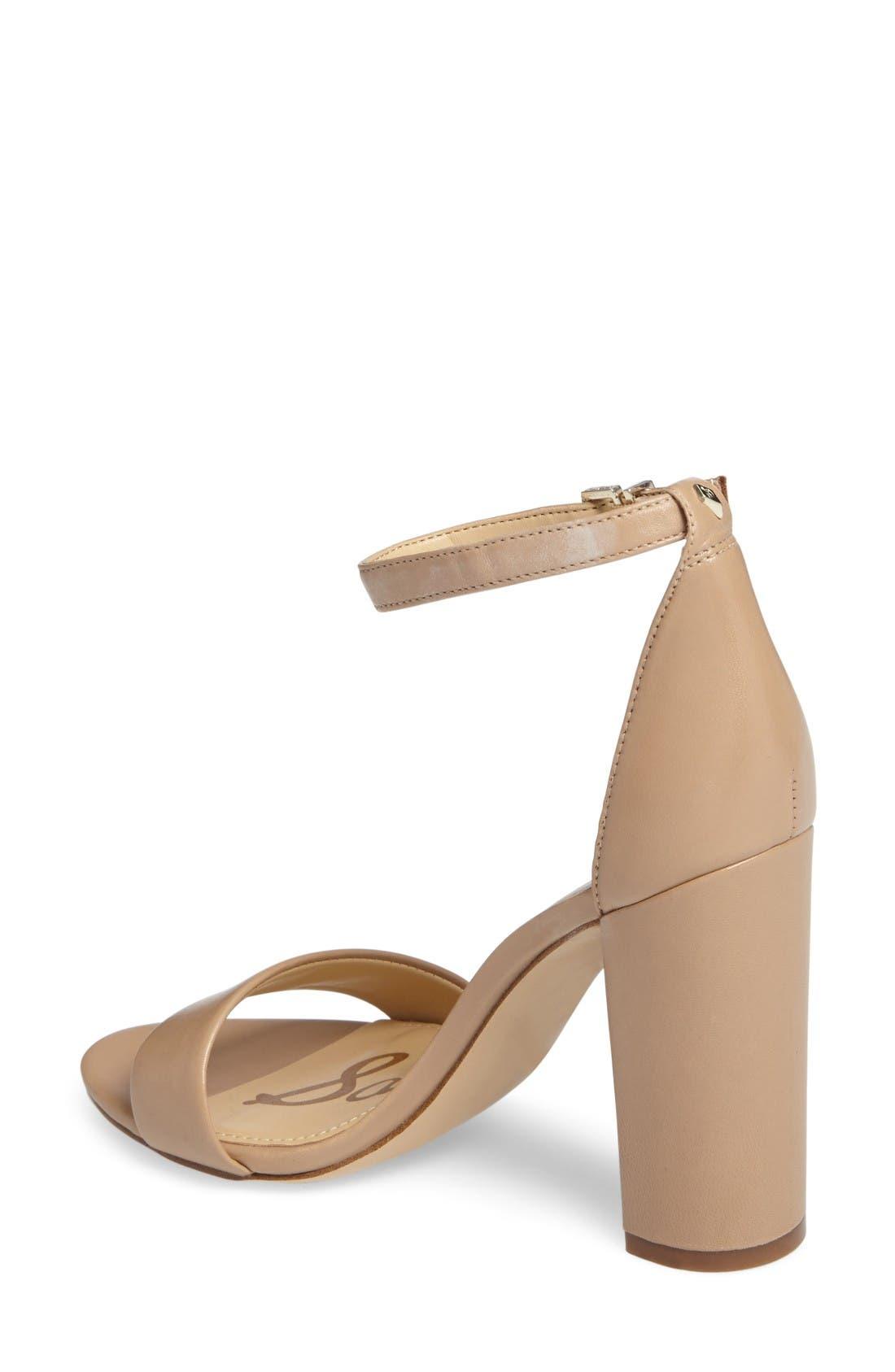 Alternate Image 2  - Sam Edelman Yaro Ankle Strap Sandal (Women)