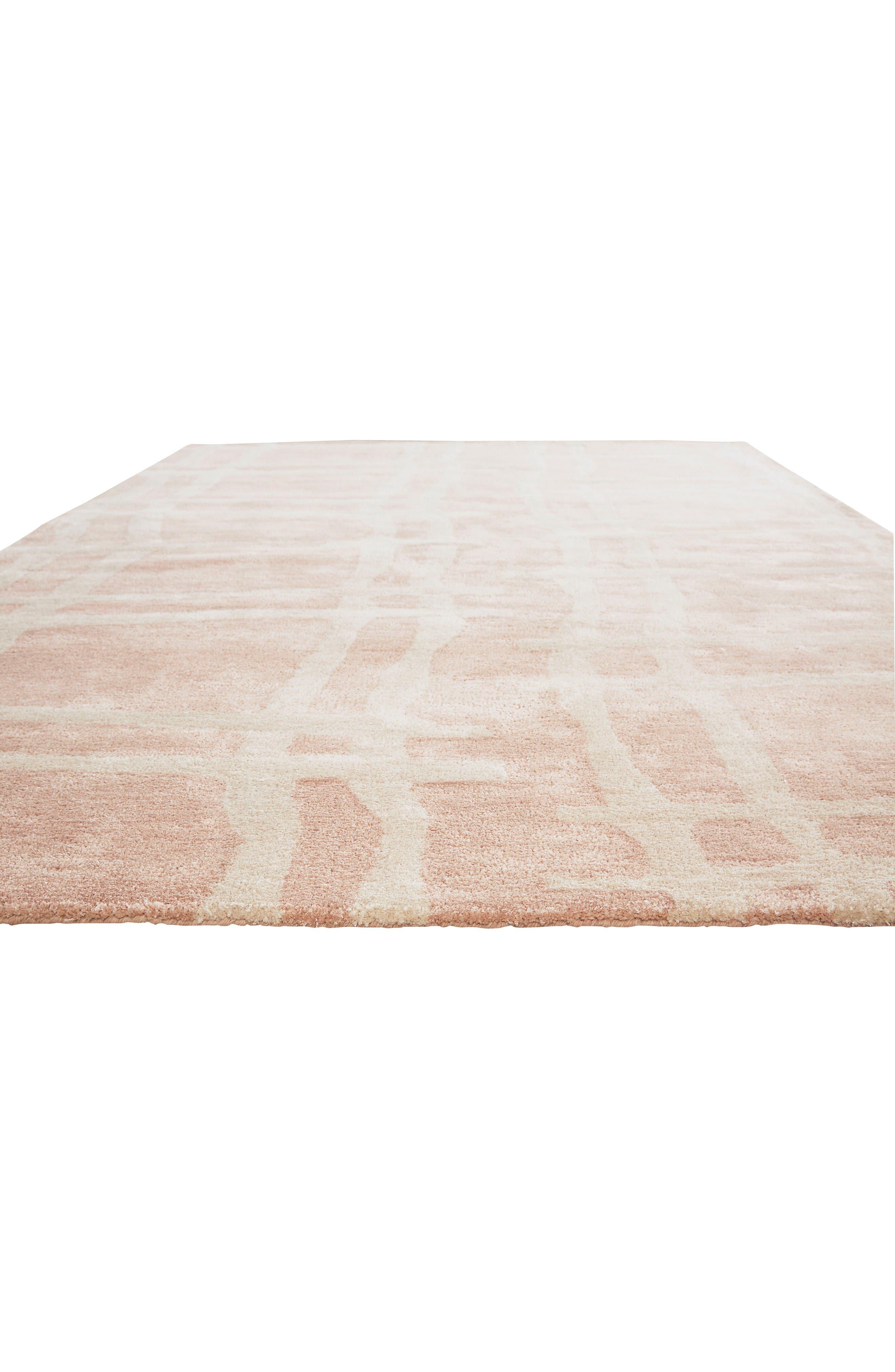 Alternate Image 3  - kate spade new york broken plaid rug