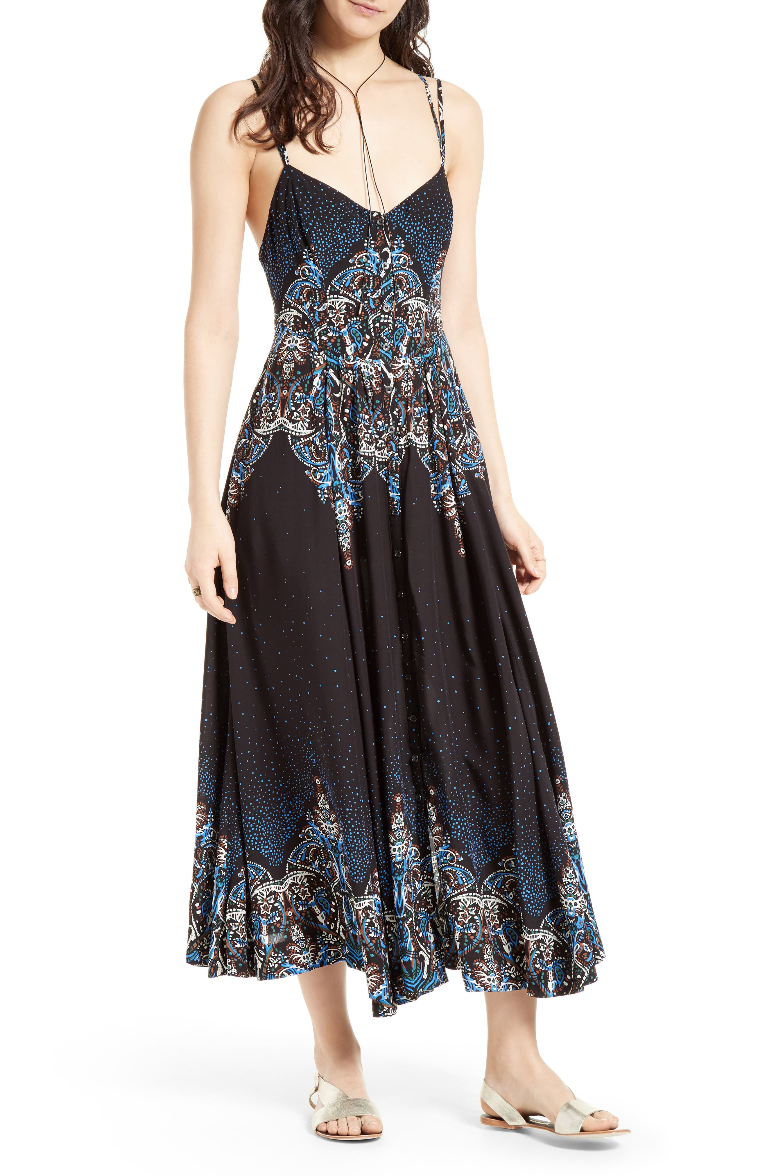 Alternate Image 1 Selected - Free People Be My Baby Maxi Dress