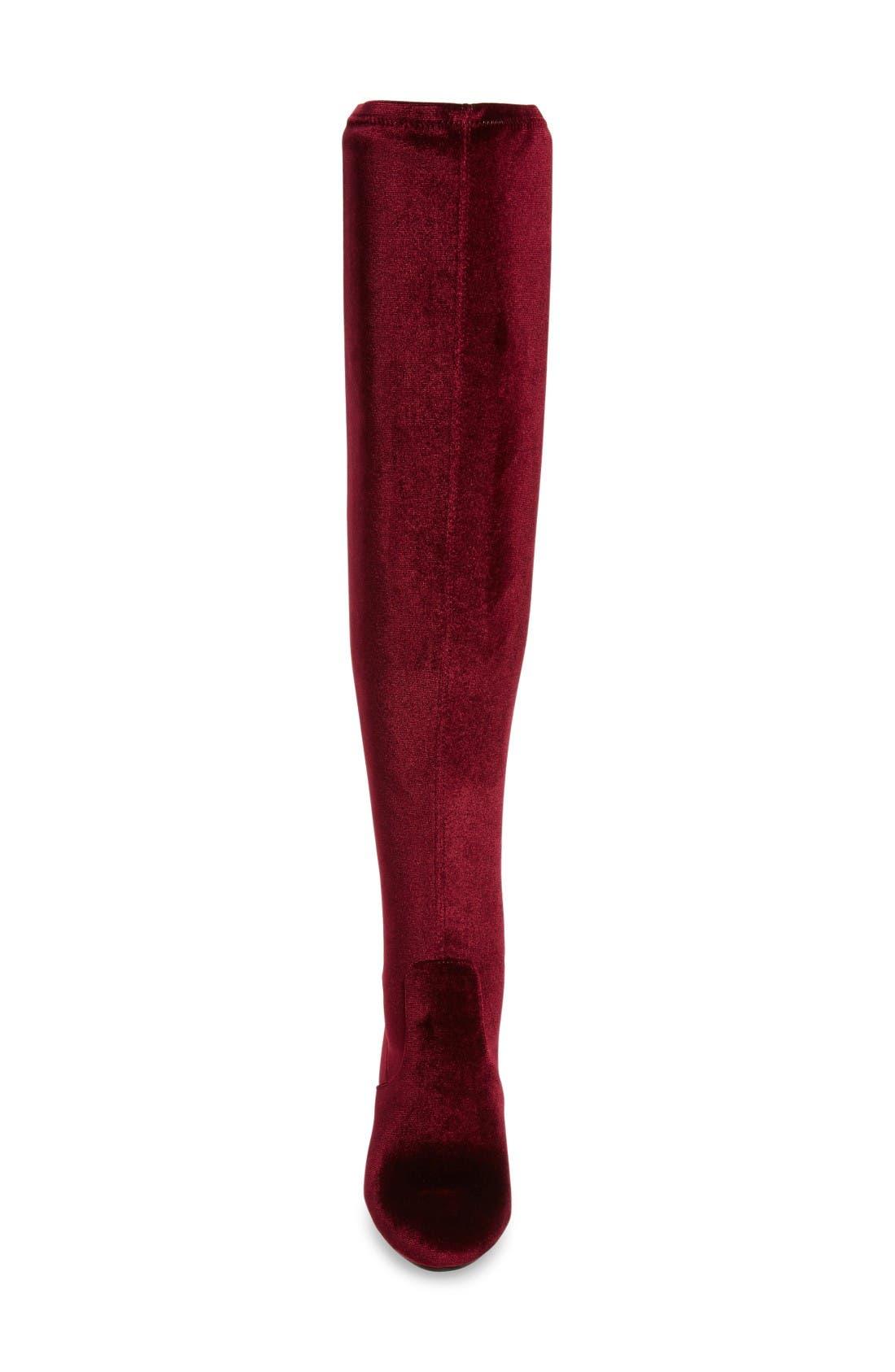 Alternate Image 3  - Steve Madden Emotionv Over the Knee Boot (Women)