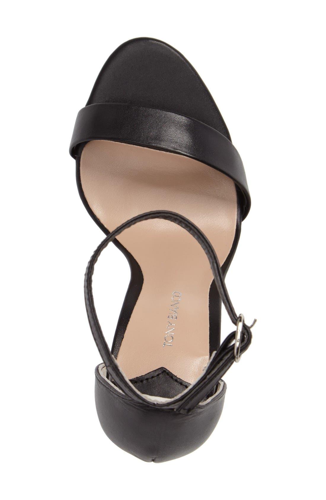 Alternate Image 3  - Tony Bianco Lovinia Strappy Sandal (Women)