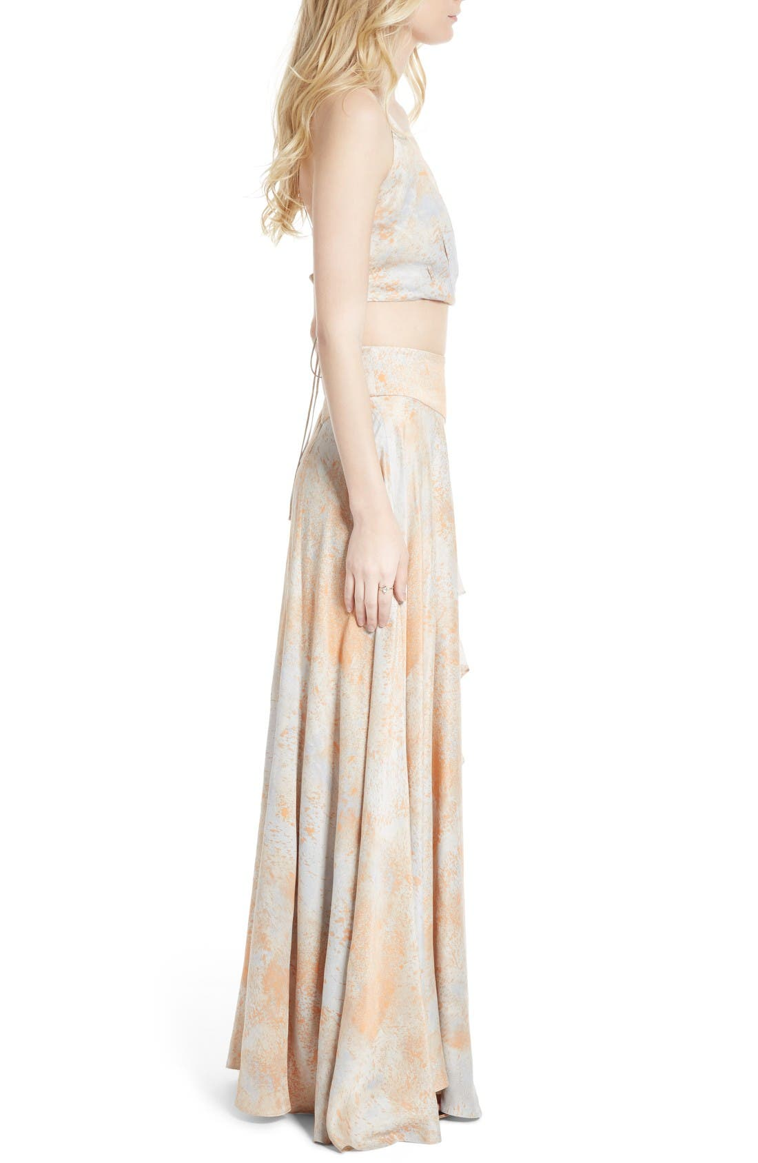 Alternate Image 3  - Free People Gardenia Two-Piece Maxi Dress