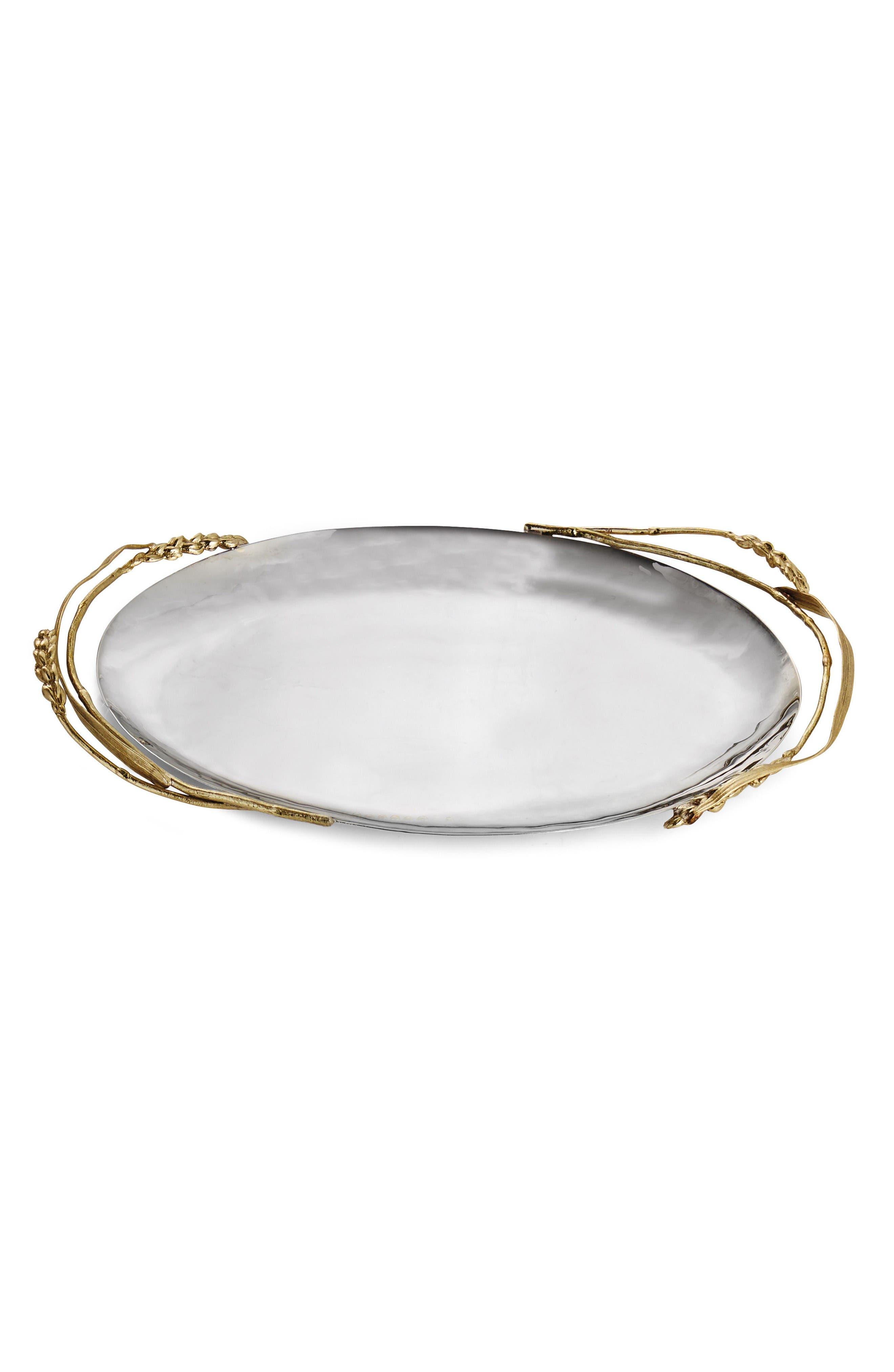 Michael Aram Wheat Oval Platter