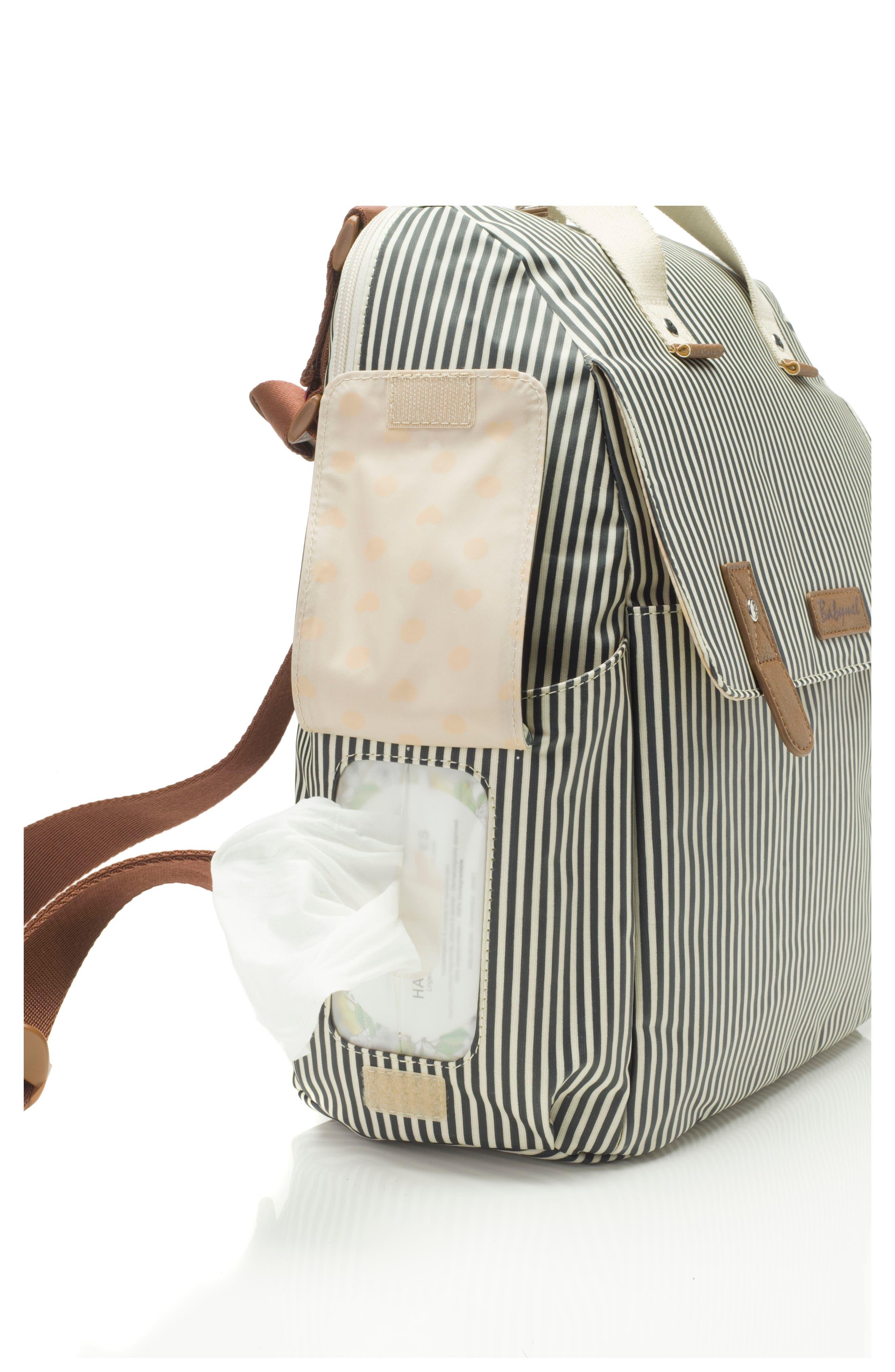 Alternate Image 3  - Babymel Robyn Convertible Diaper Backpack