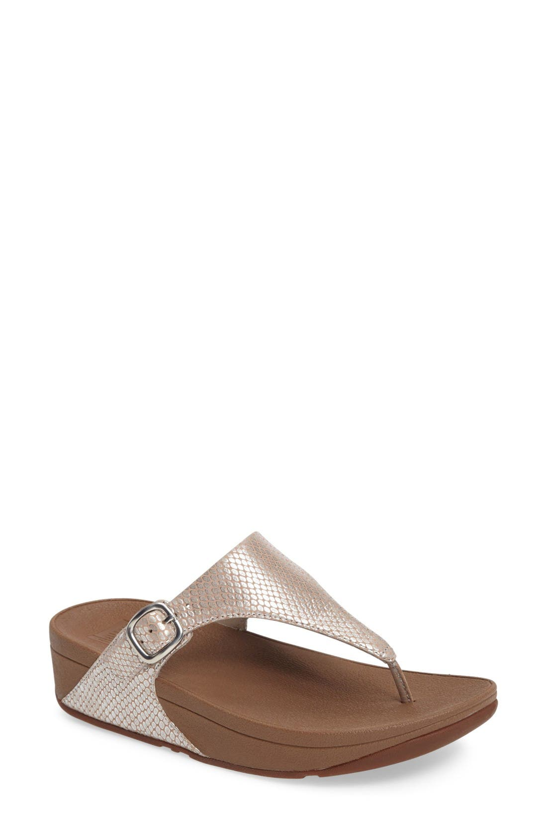 Main Image - FitFlop The Skinny Flip Flop (Women)