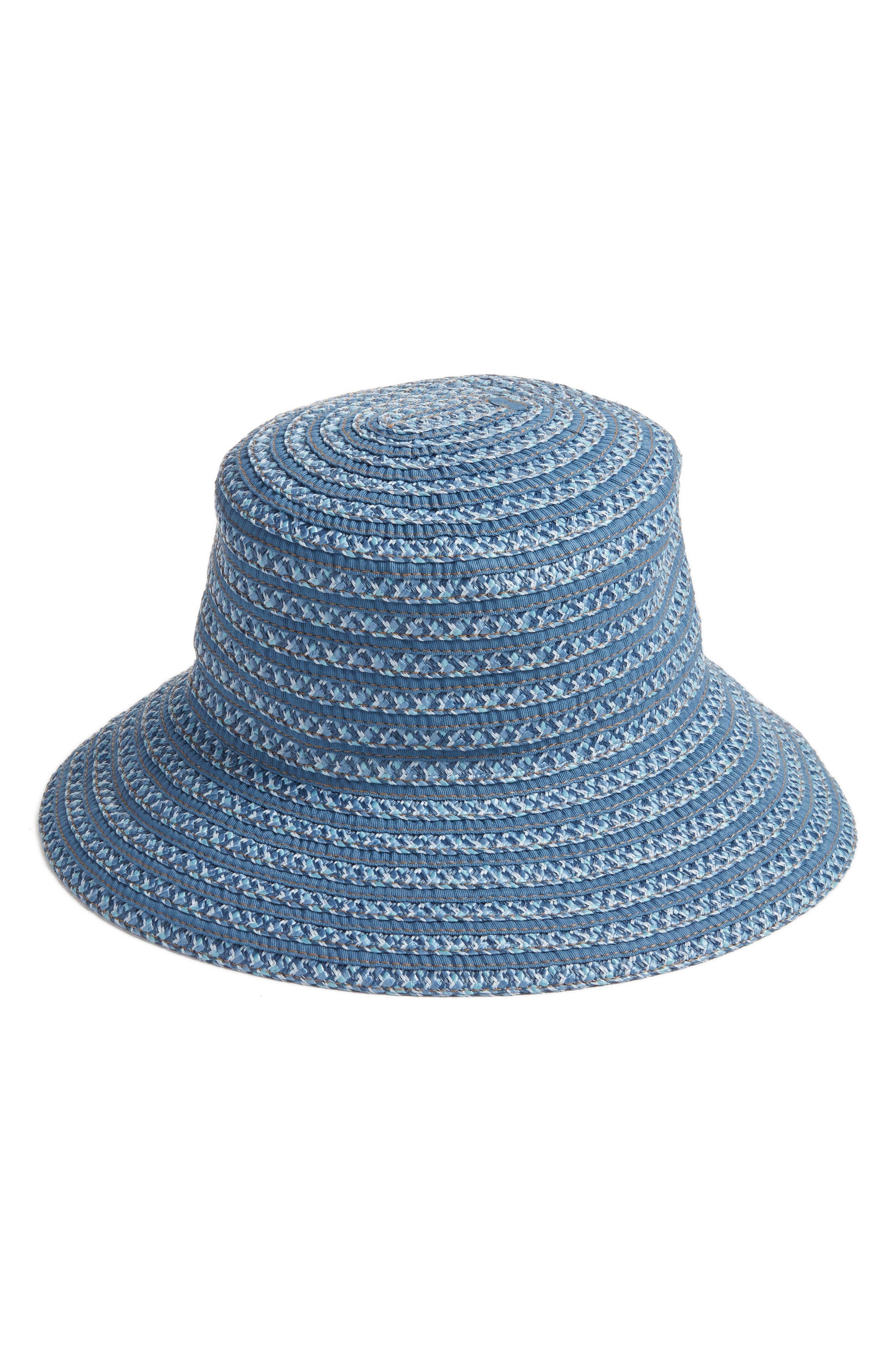 Alternate Image 1 Selected - Eric Javits 'Braid Dame' Hat
