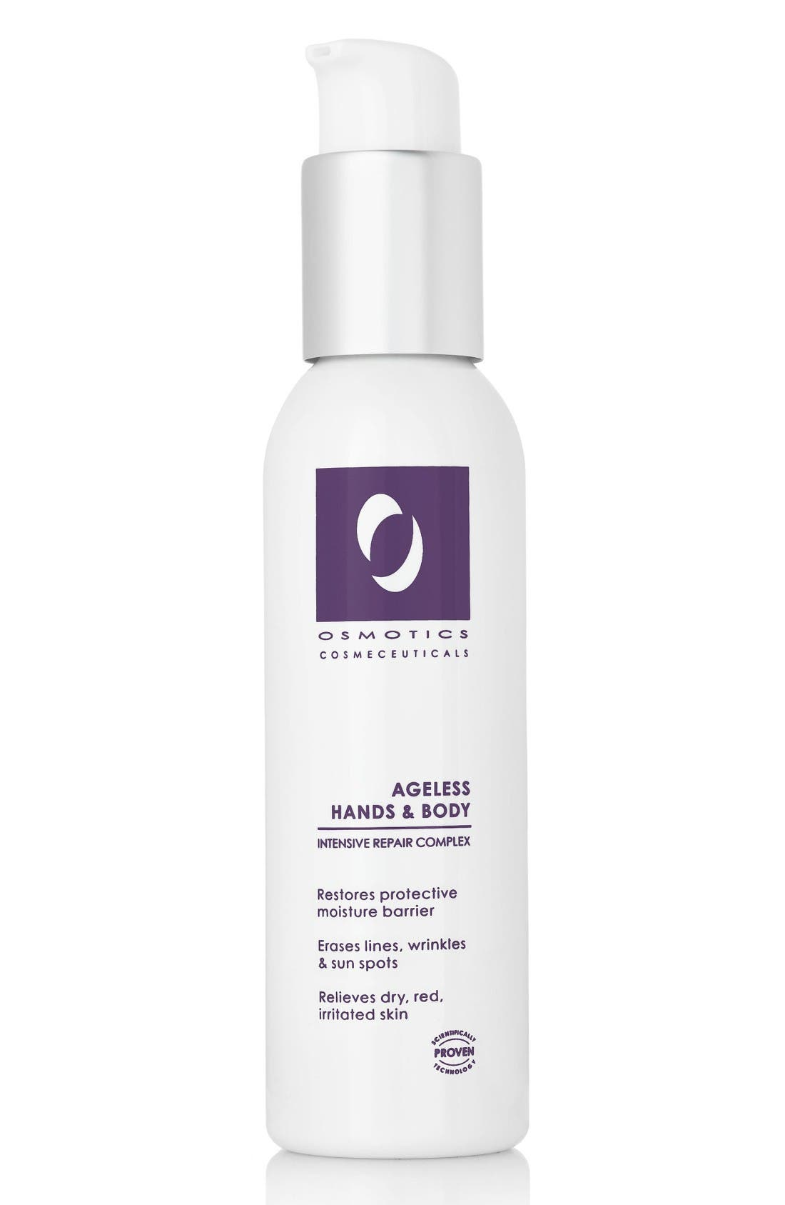 Alternate Image 1 Selected - Osmotics Cosmeceuticals Ageless Hands & Body Intensive Repair Complex