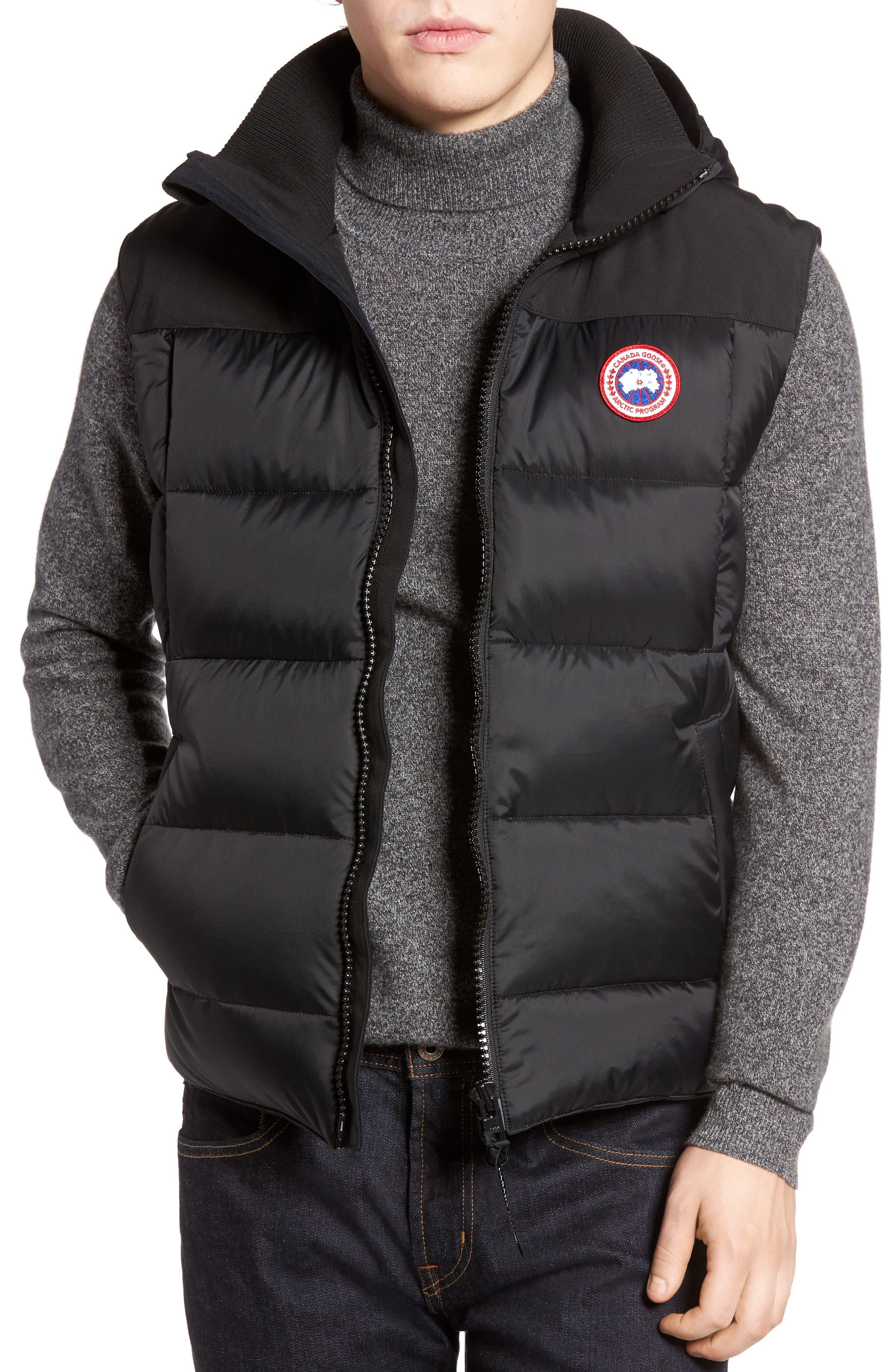 Alternate Image 1 Selected - Canada Goose Sylvan Down Vest