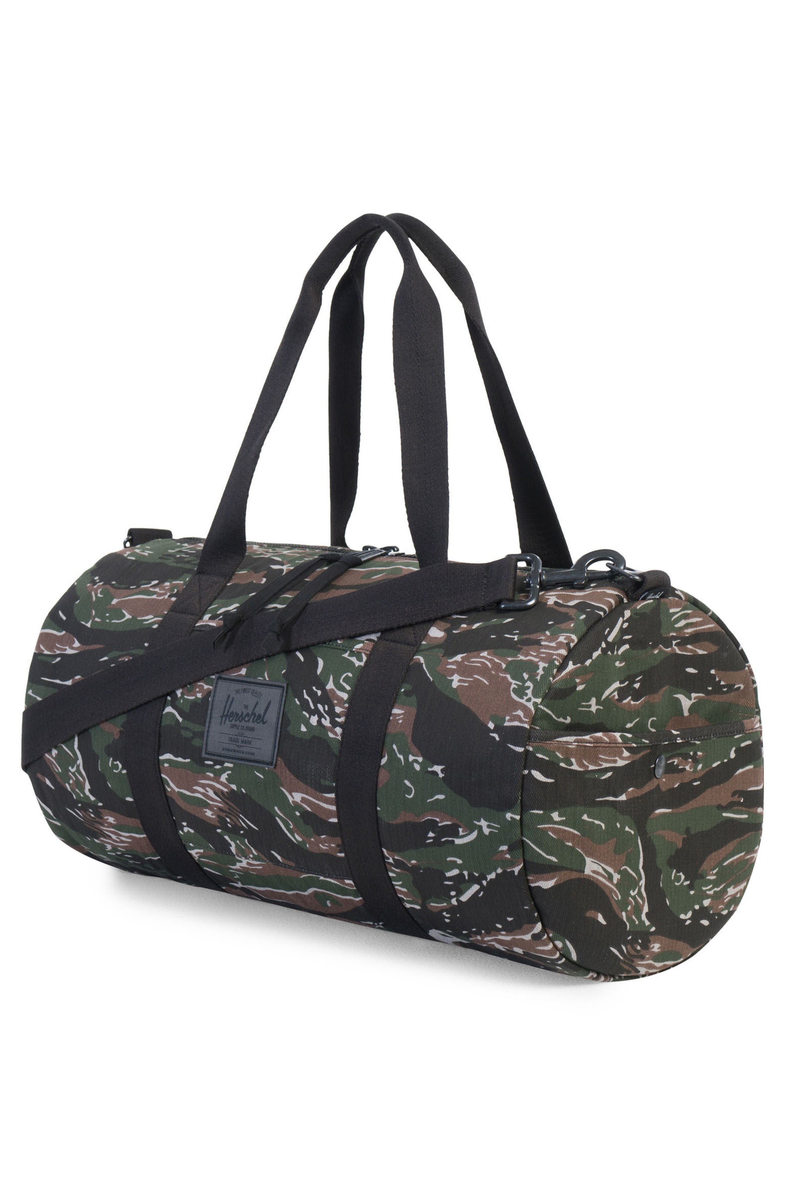 Alternate Image 2  - Herschel Supply Co. Sutton Surplus Duffel Bag