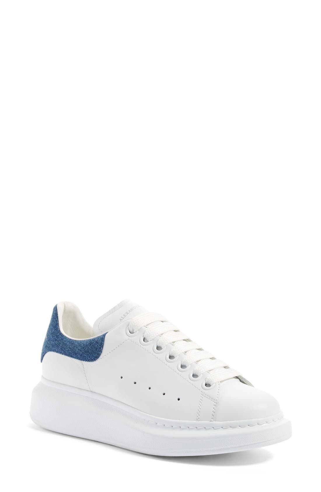 Alternate Image 1 Selected - Alexander McQueen Sneaker (Women)