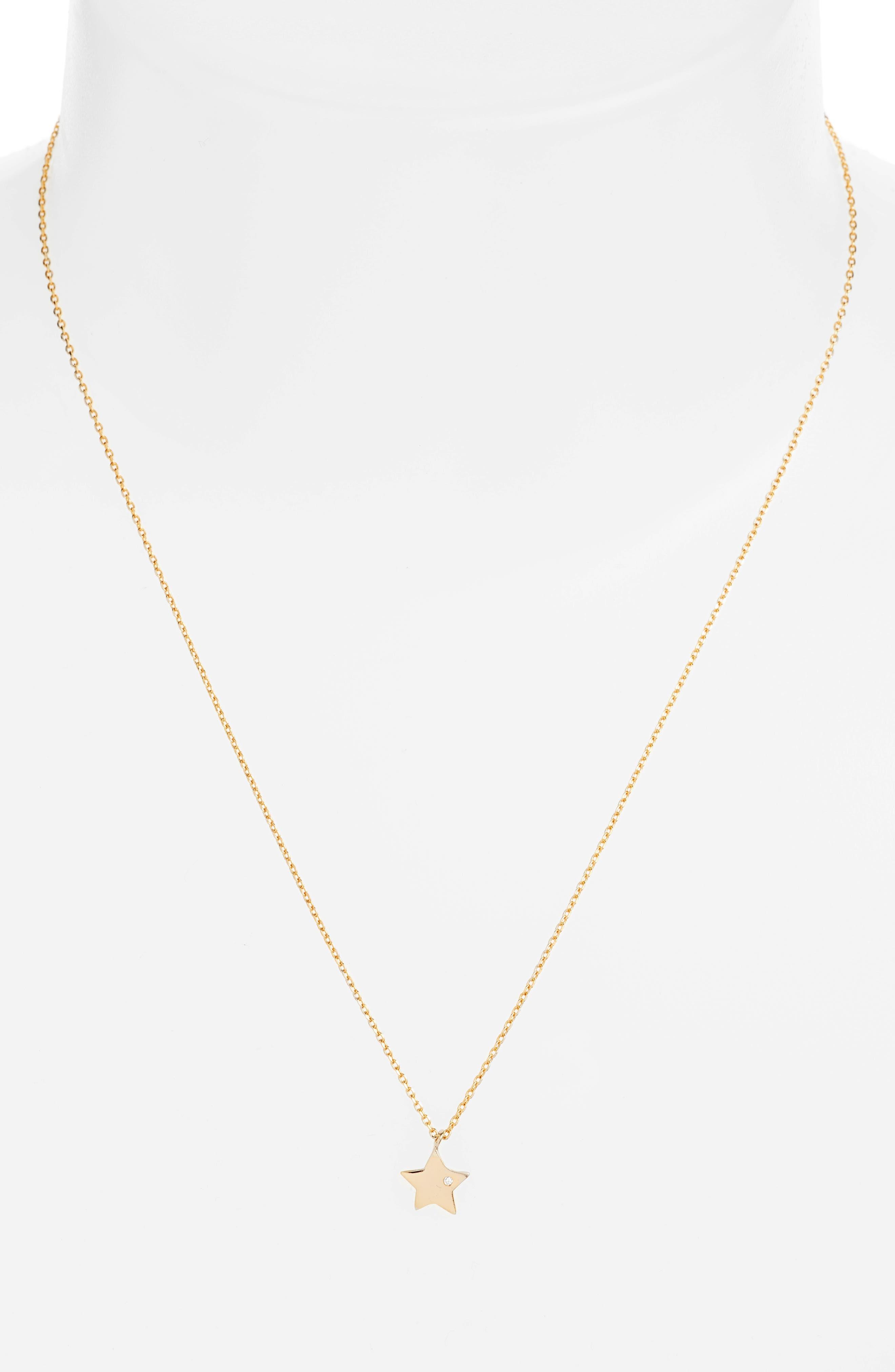 Alternate Image 2  - Estella Bartlett Dreamers Star Necklace