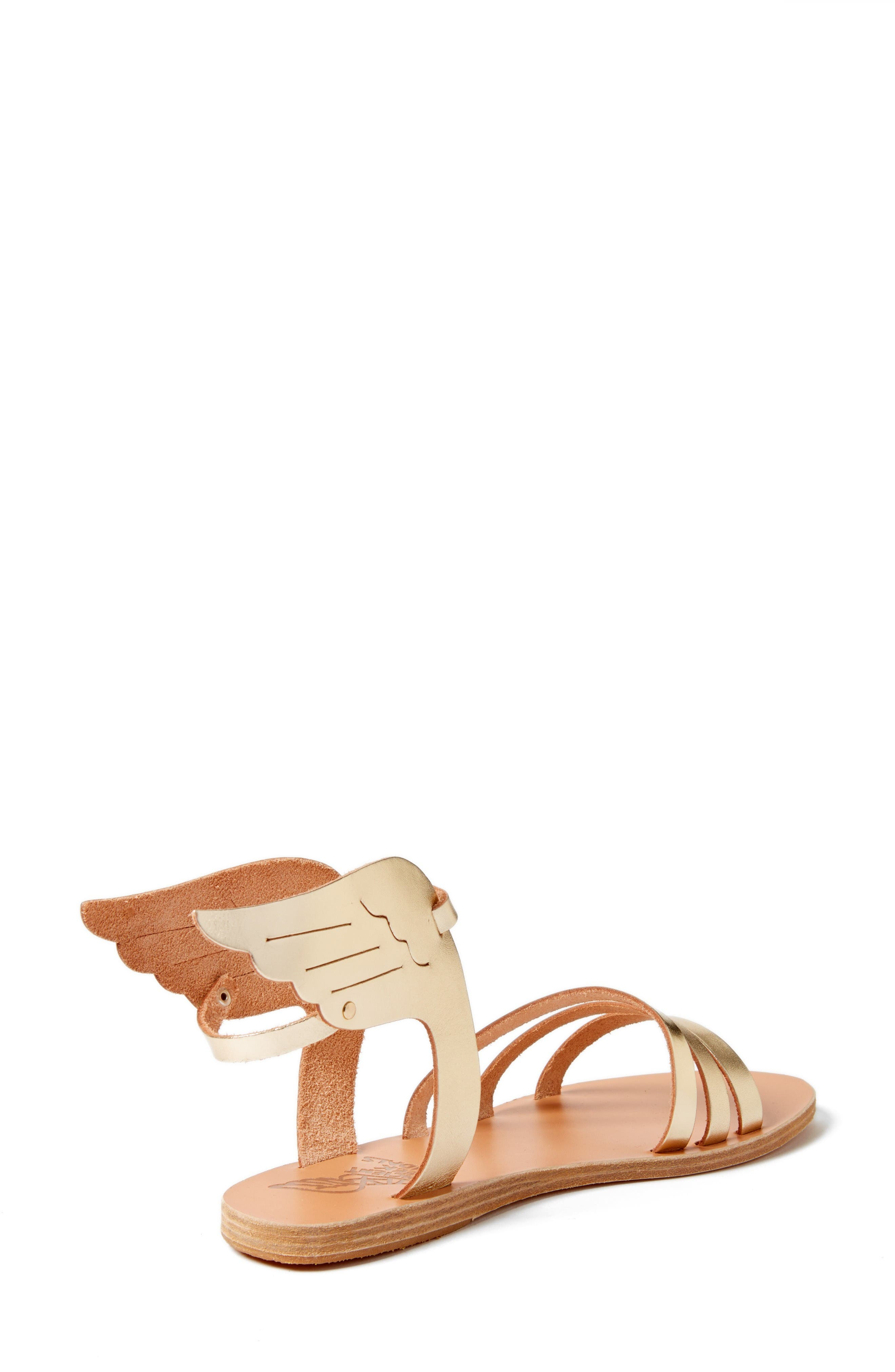 Ikaria Sandal,                             Alternate thumbnail 2, color,                             Platinum