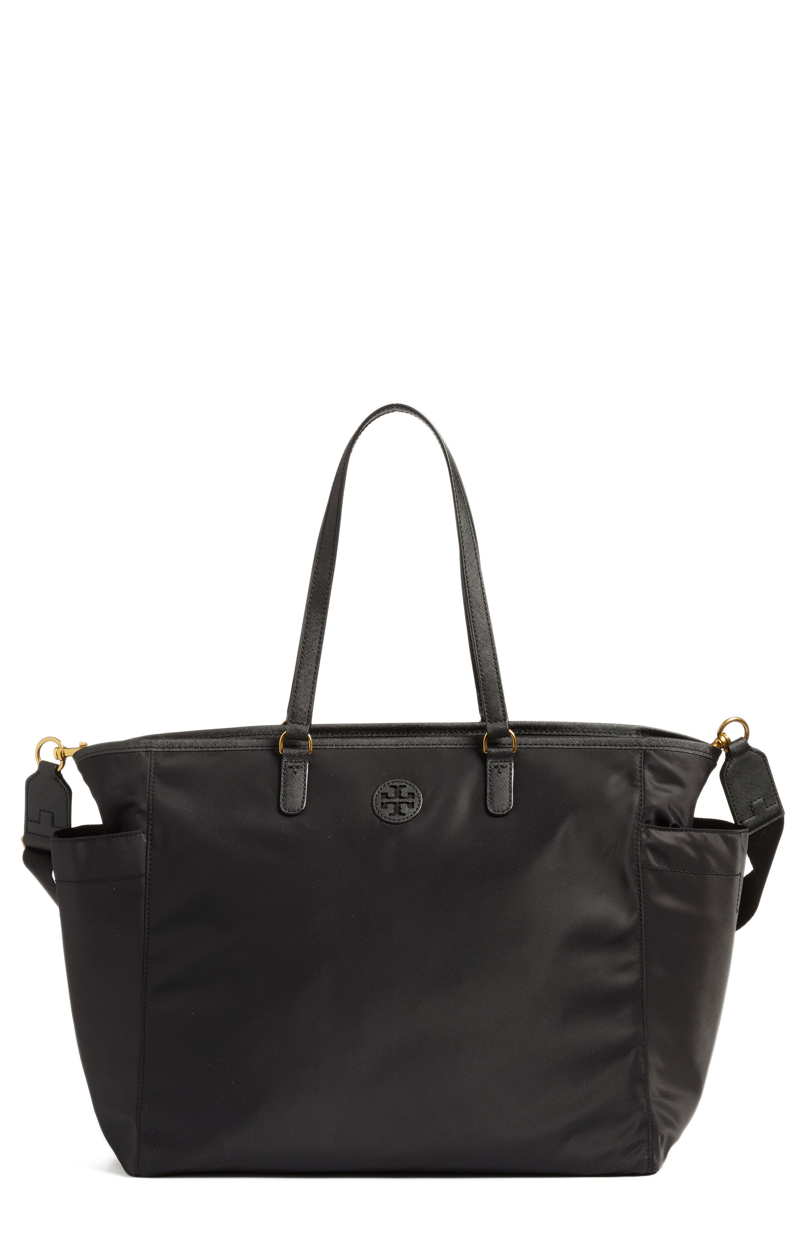 Alternate Image 1 Selected - Tory Burch Scout Nylon Diaper Tote