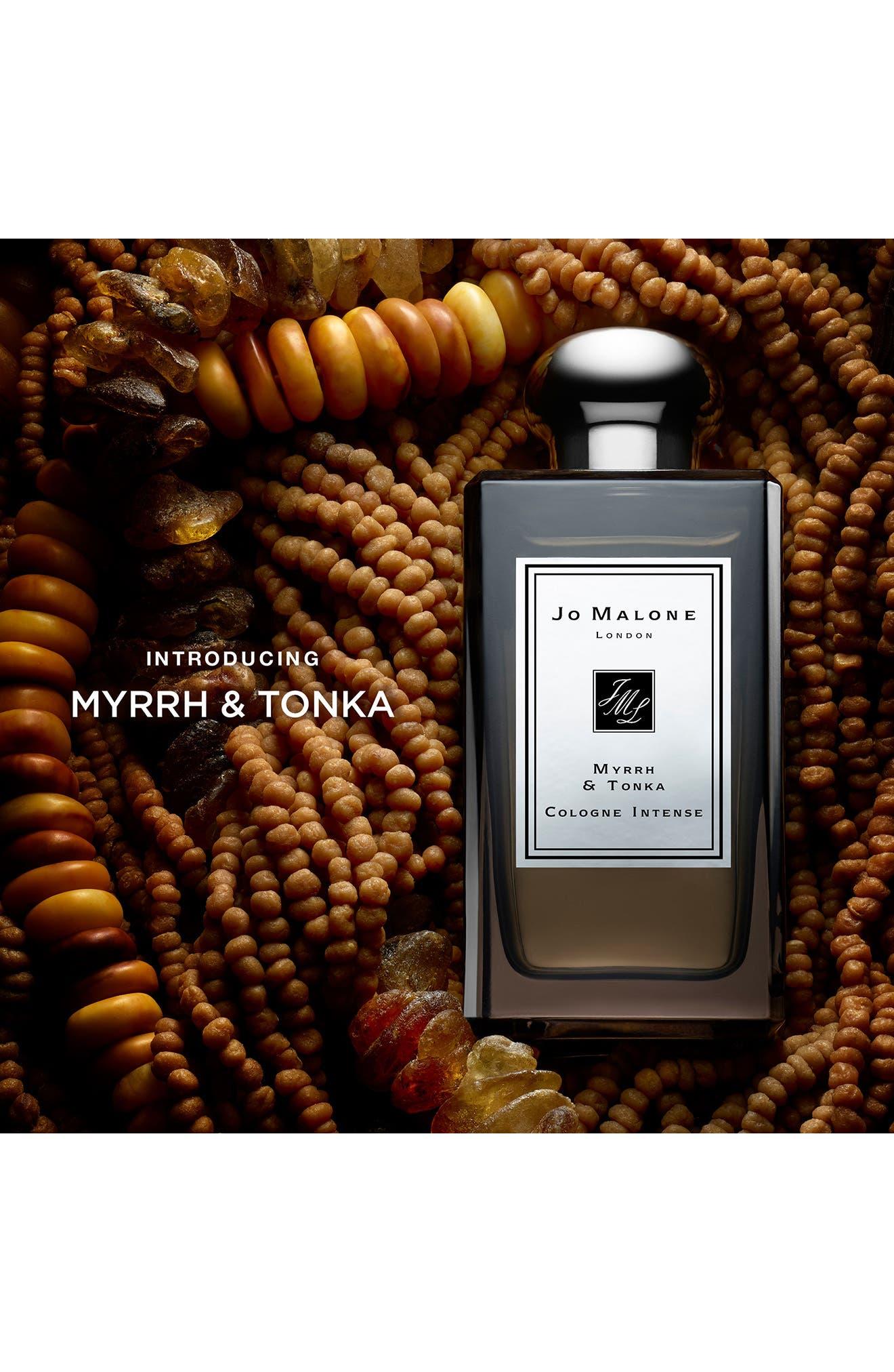Myrrh & Tonka Cologne Intense,                             Alternate thumbnail 4, color,                             No Color