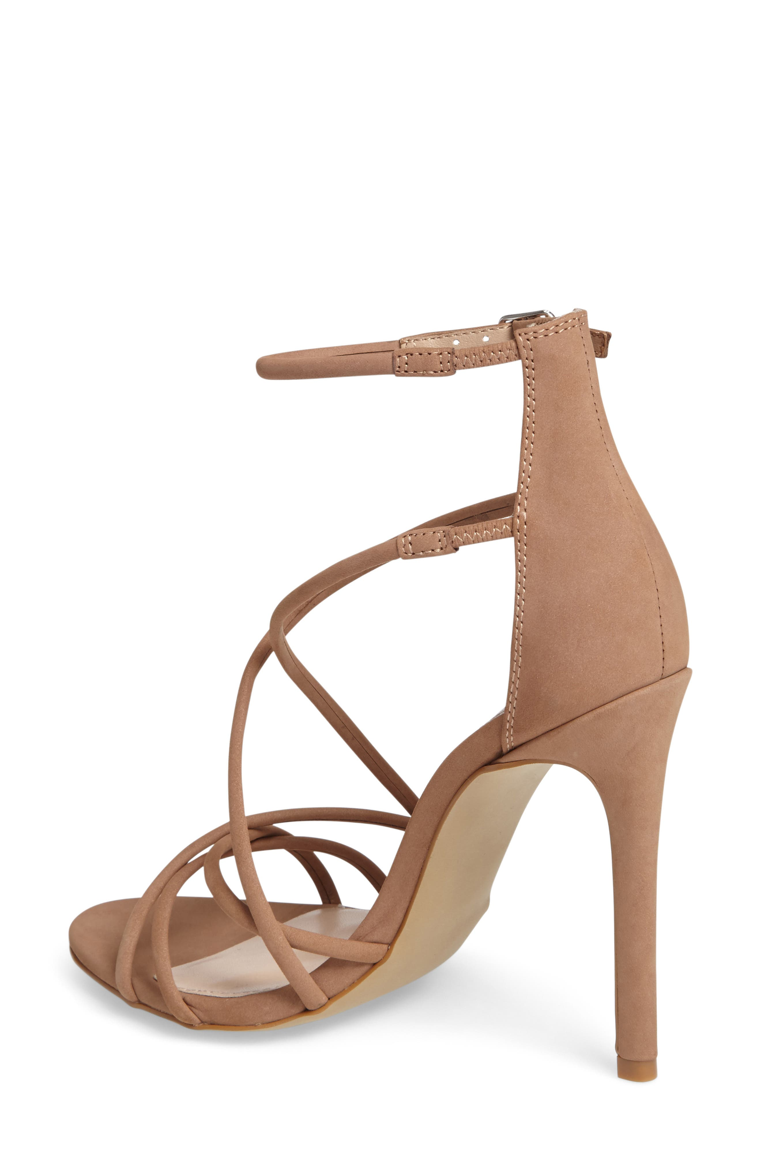 Alternate Image 2  - Steve Madden Strappy Sandal (Women)