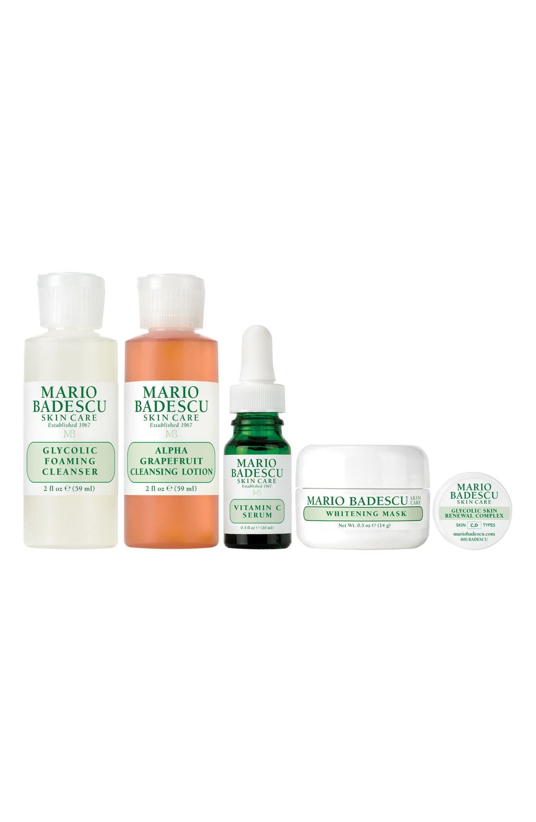 Alternate Image 2  - Mario Badescu Brightening Regimen Kit ($50 Value)