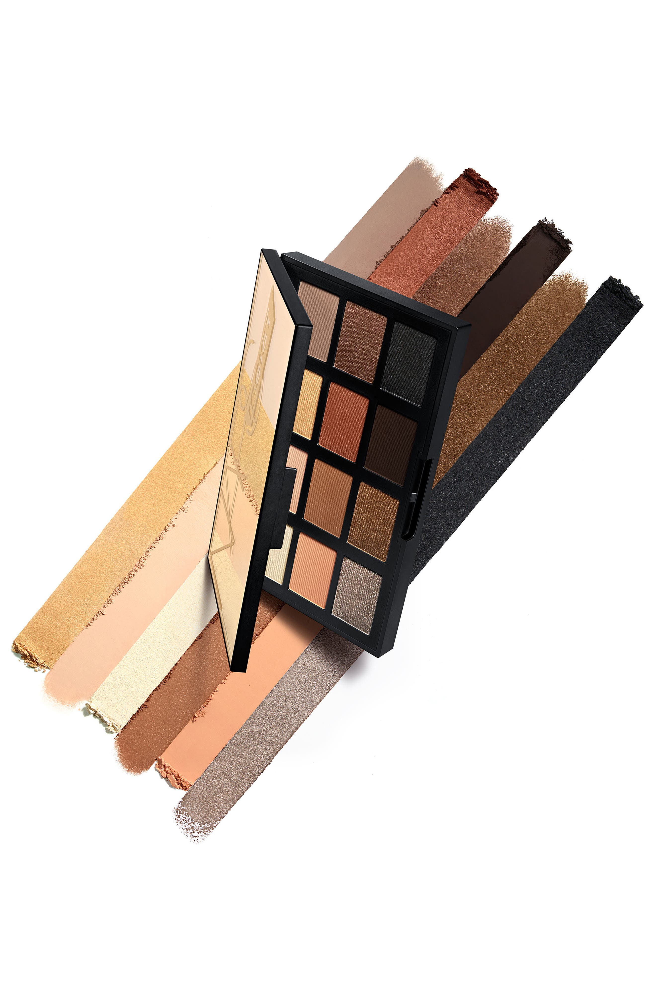NARSissist Loaded Eyeshadow Palette,                             Alternate thumbnail 4, color,                             No Color