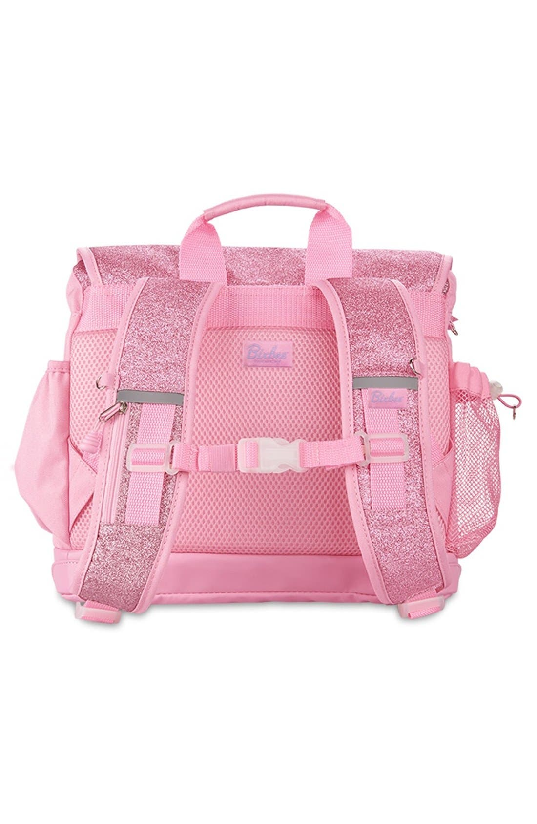 'Medium Sparkalicious' Backpack,                             Alternate thumbnail 2, color,                             Pink