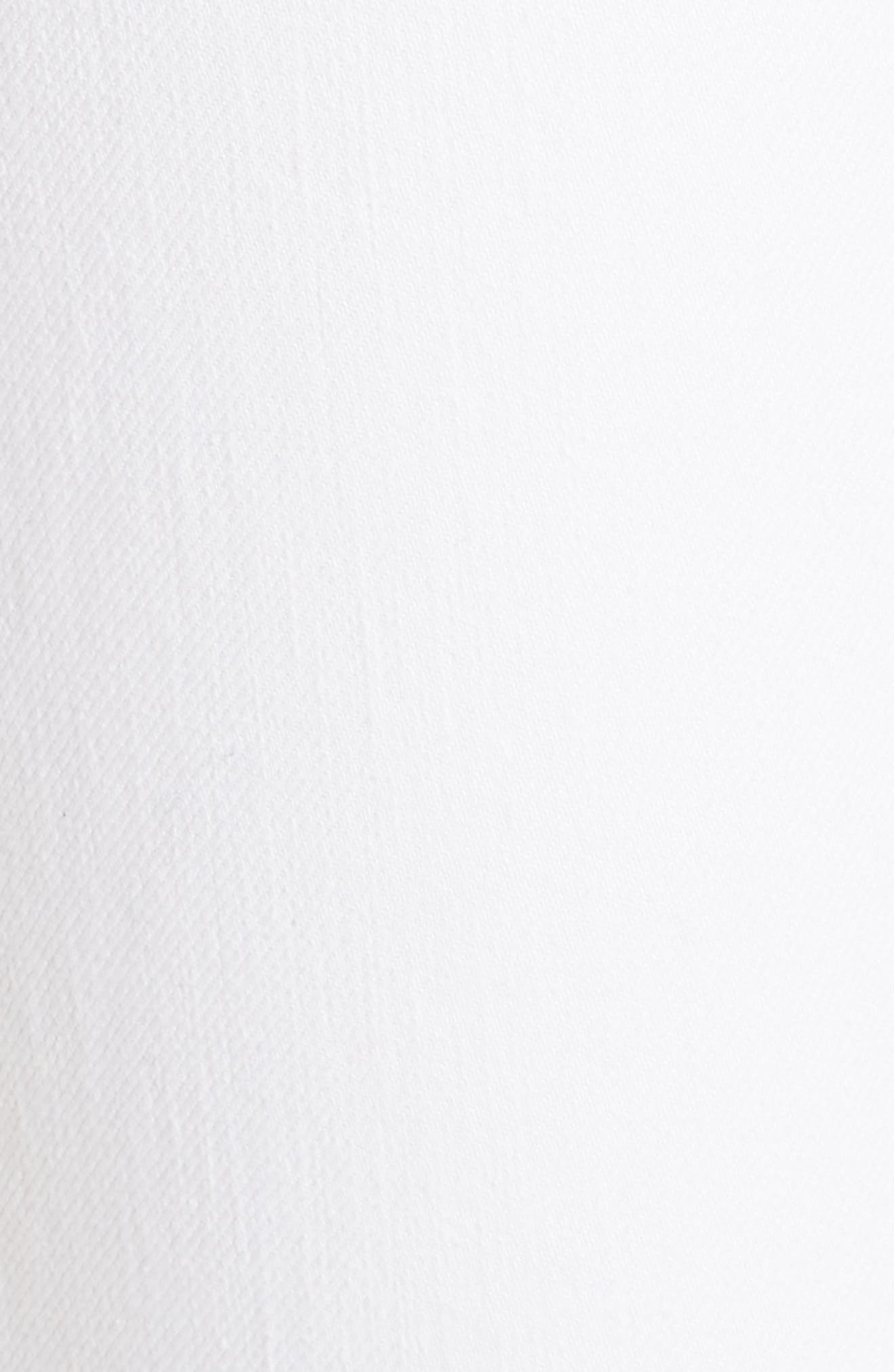 Alternate Image 3  - Burberry Stretch Crop Skinny Jeans