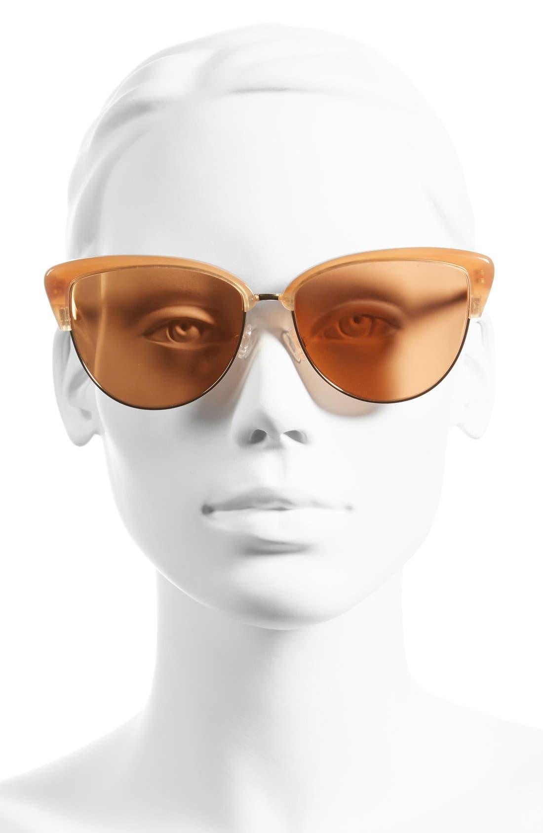 Alternate Image 2  - Oliver Peoples 'Alisha' 60mm Sunglasses