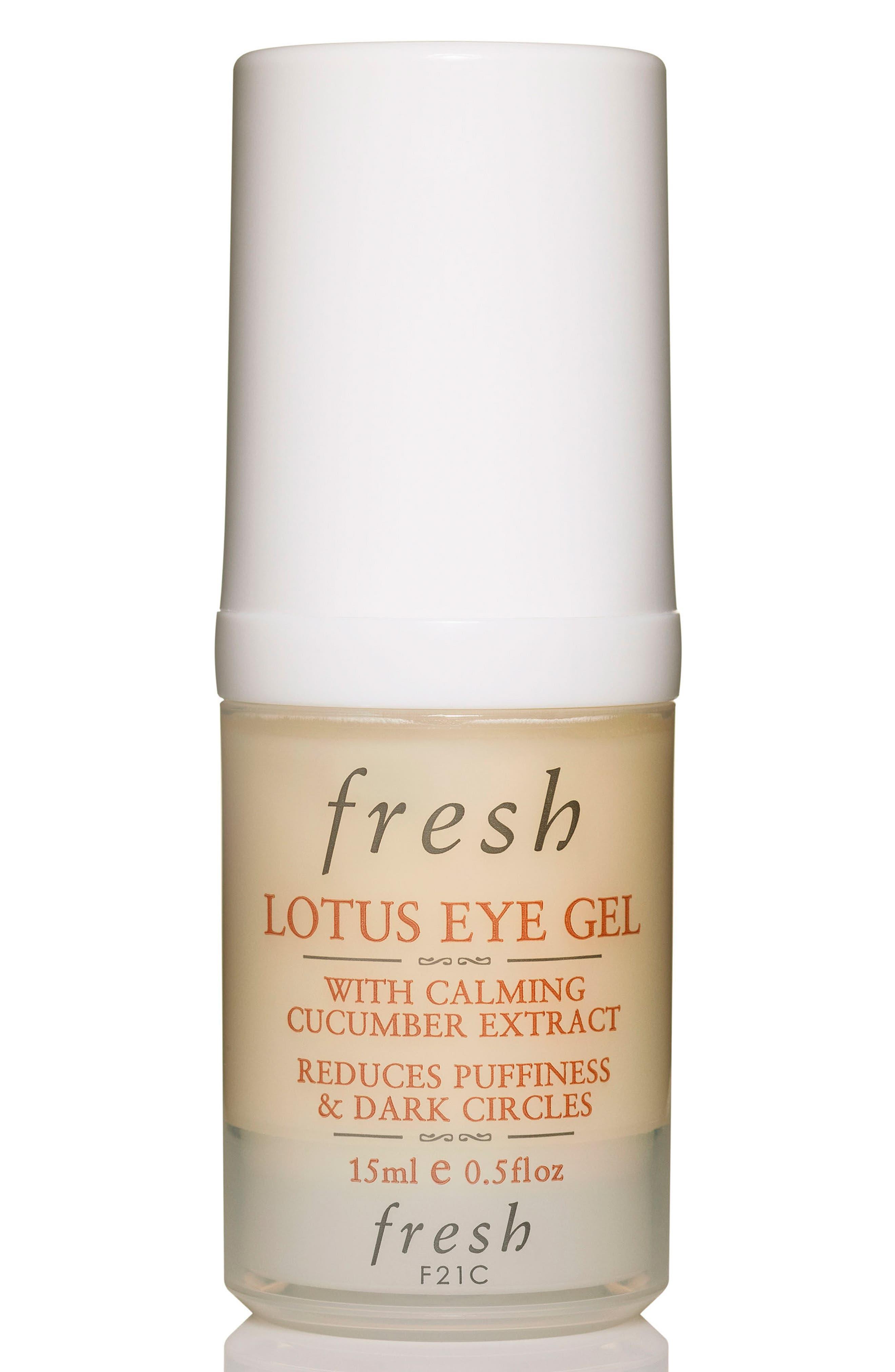 Alternate Image 1 Selected - Fresh® Lotus Eye Gel