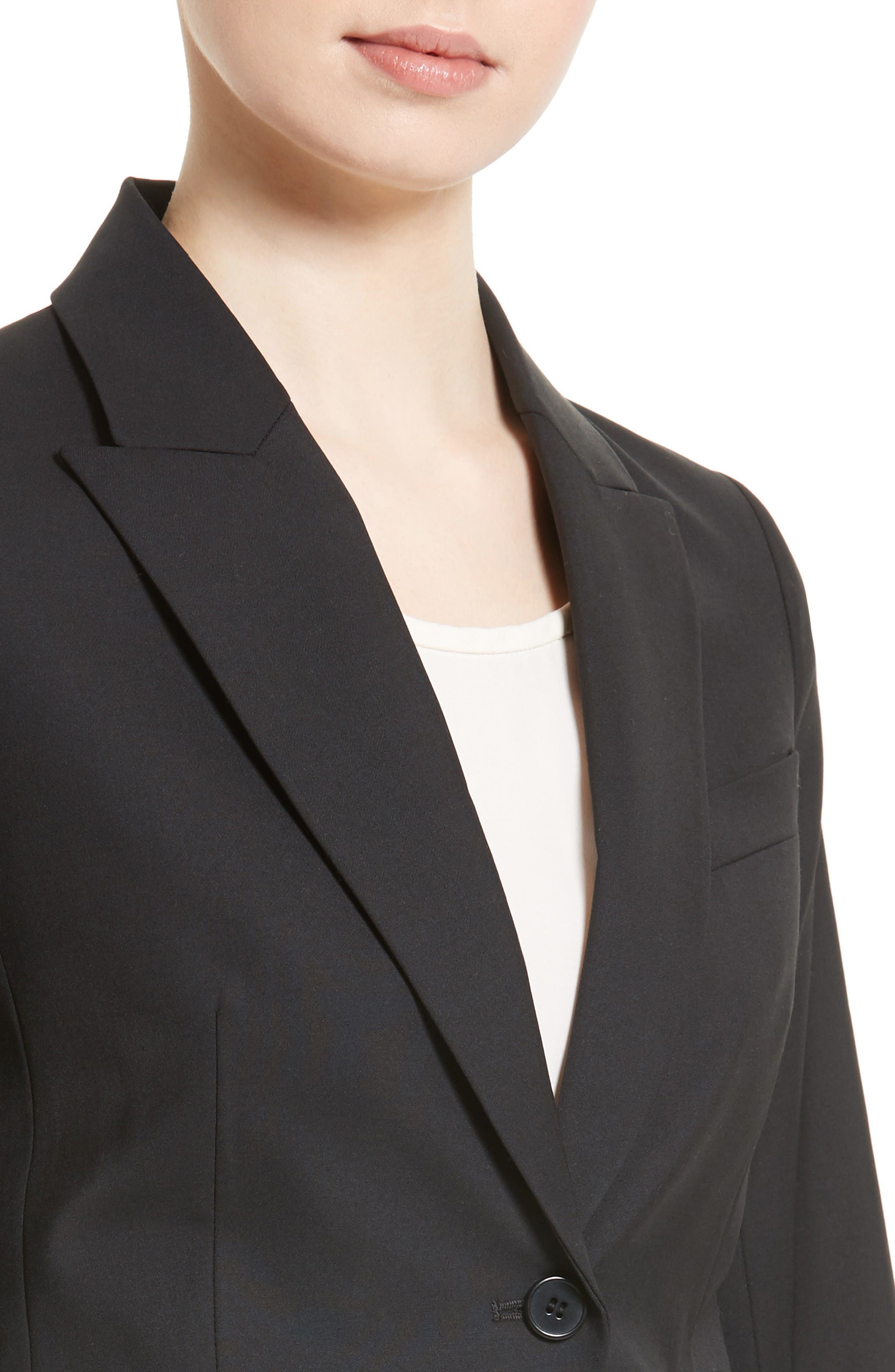 Alternate Image 4  - Theory Brince B Good Wool Suit Jacket (Nordstrom Exclusive)