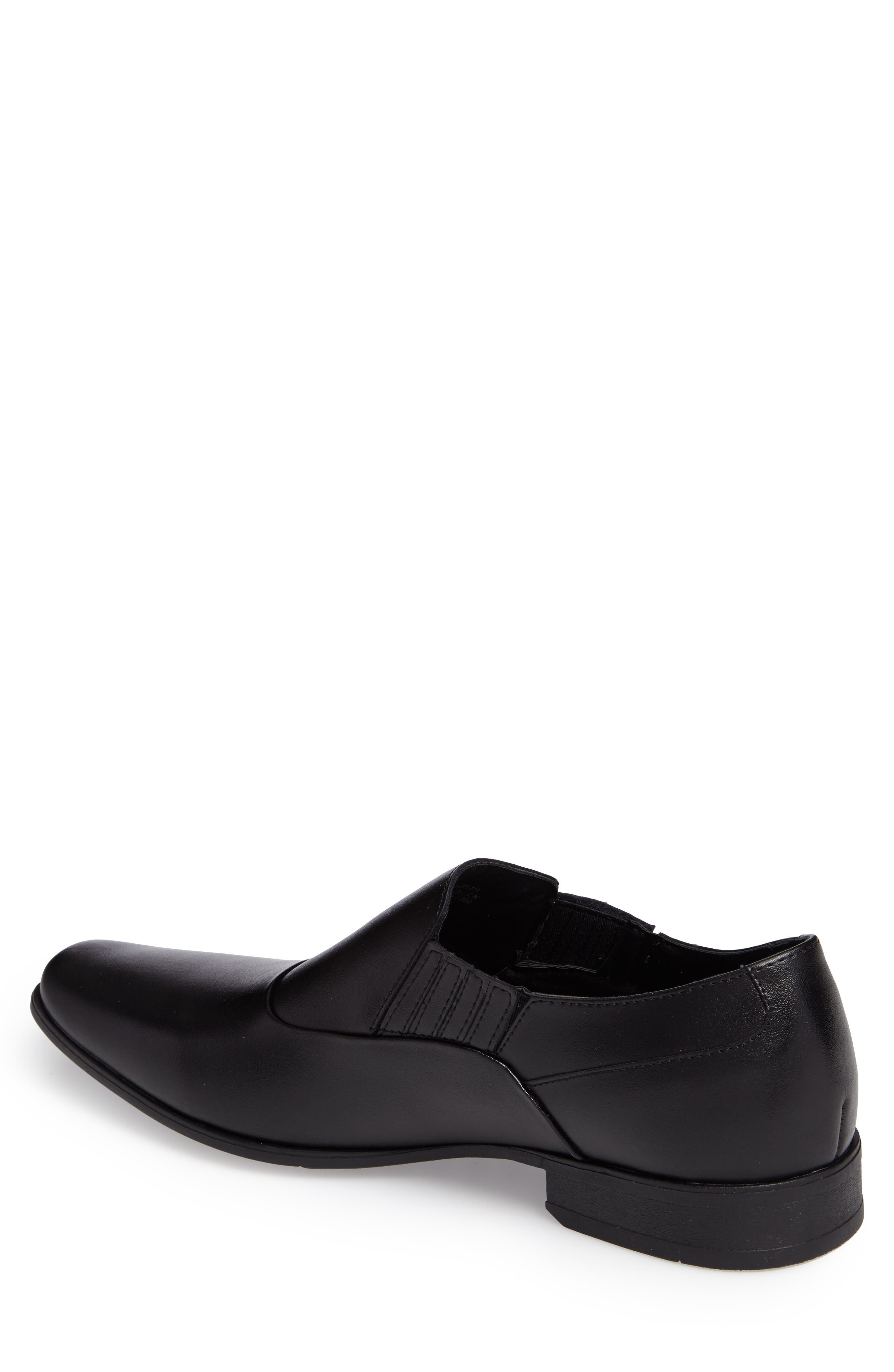 Alternate Image 2  - Calvin Klein Bartel Square-Toe Venetian Loafer (Men)