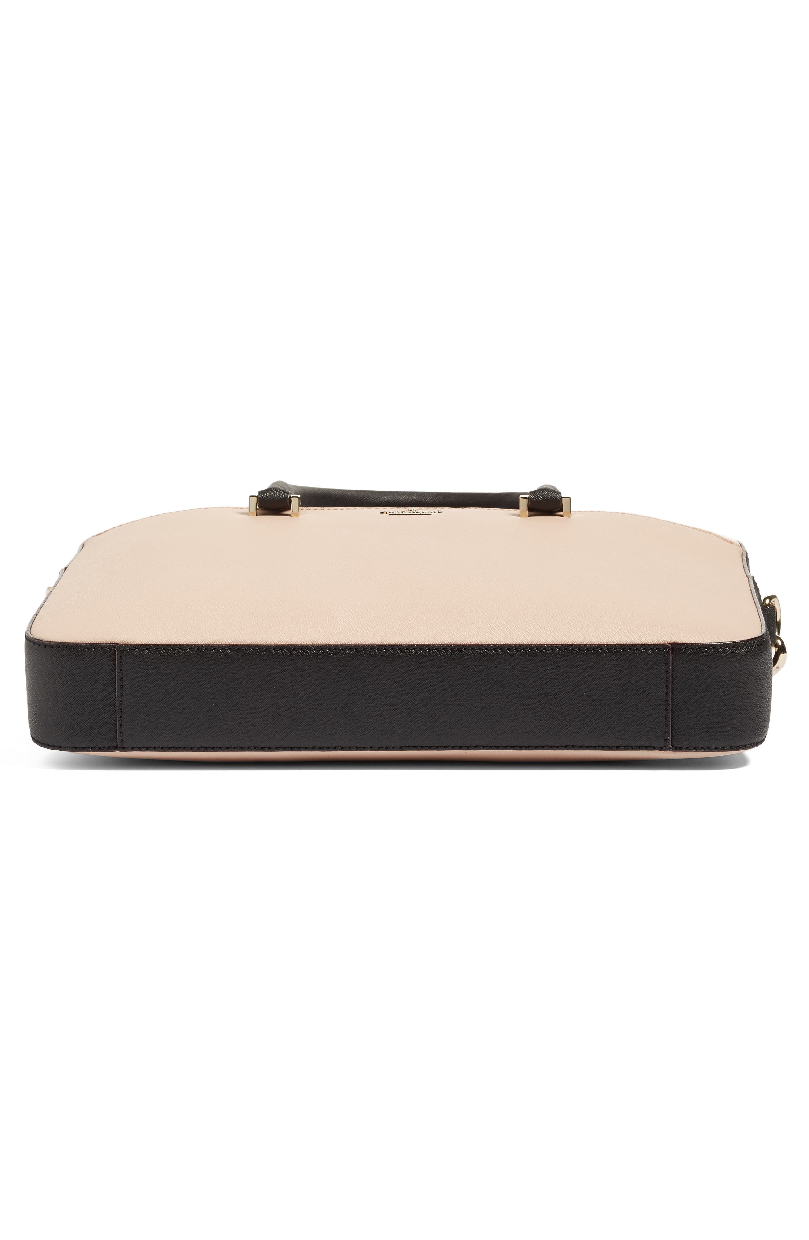 Alternate Image 5  - kate spade new york saffiano leather 13 inch laptop bag